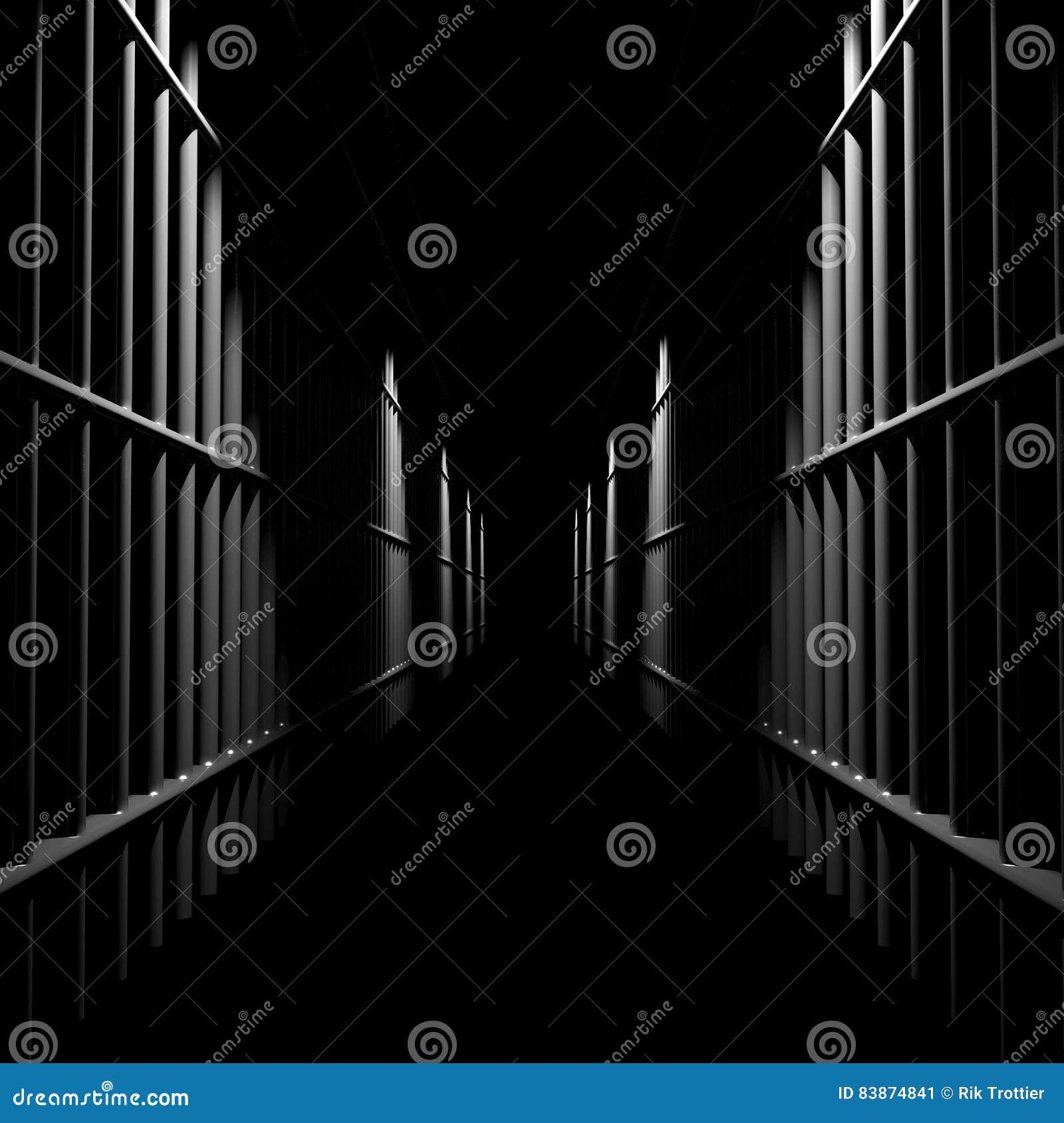 Fängelsestänger