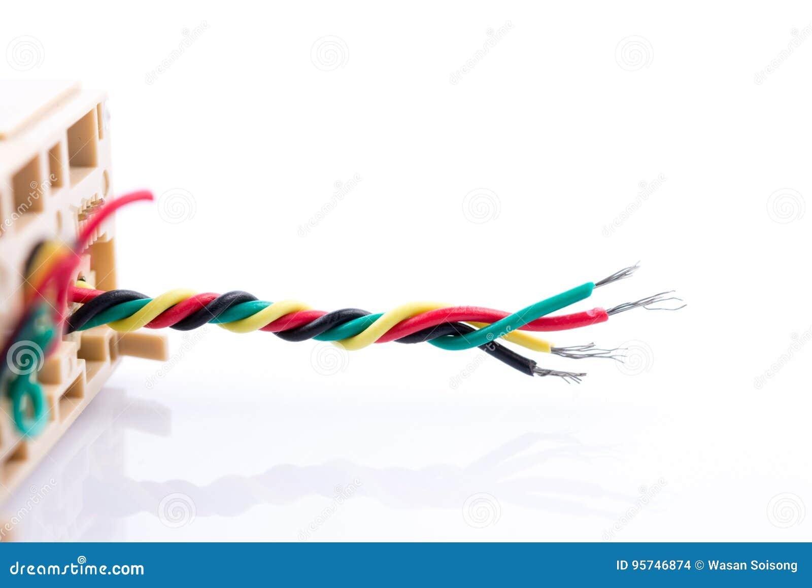 Färben Sie Drahtseil-Technologieausrüstungs-Plastiknetz elektrisch