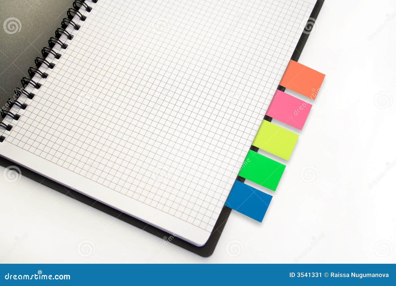 Färganteckningsboksticks