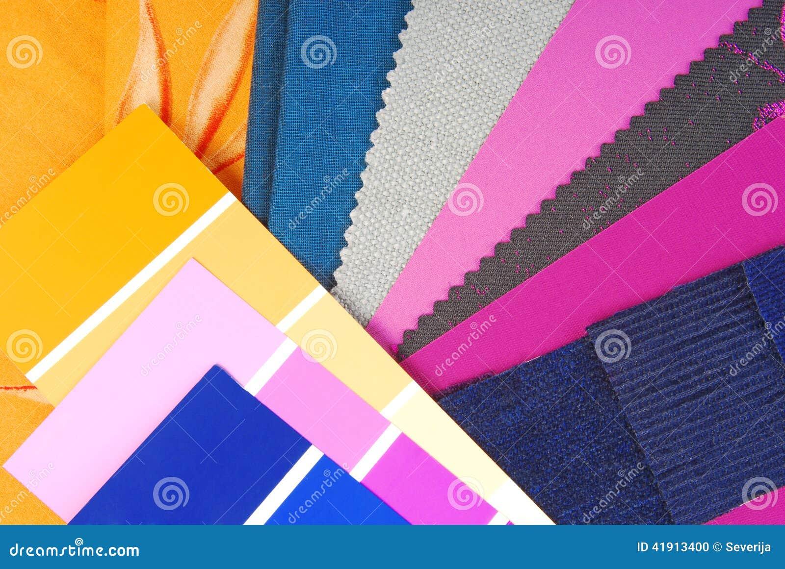Färgdesignval