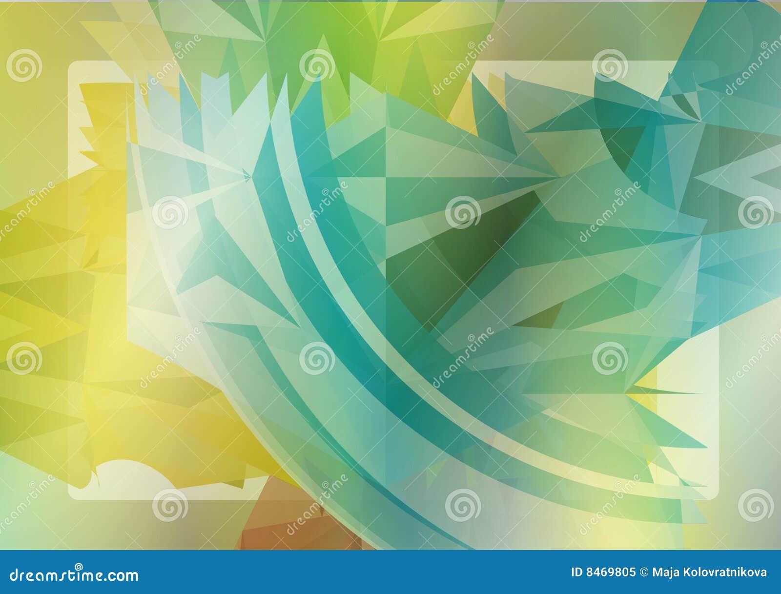 Färgrik abstrakt bakgrund