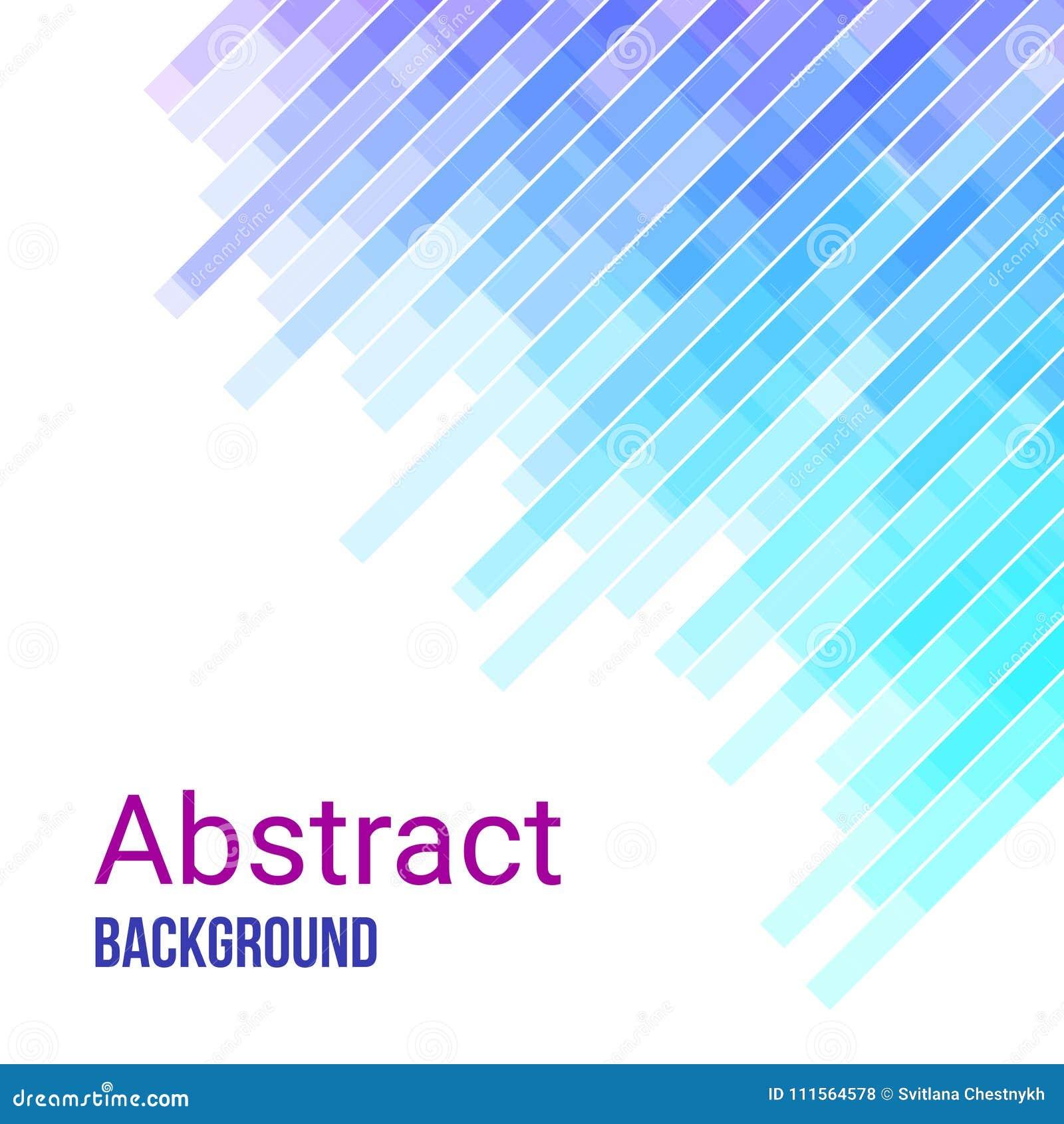 Färgrik abstrakt geometrisk affärsbakgrund Slumpmässig mosaik för Violet, för rosa färger och för blåa geometriska former