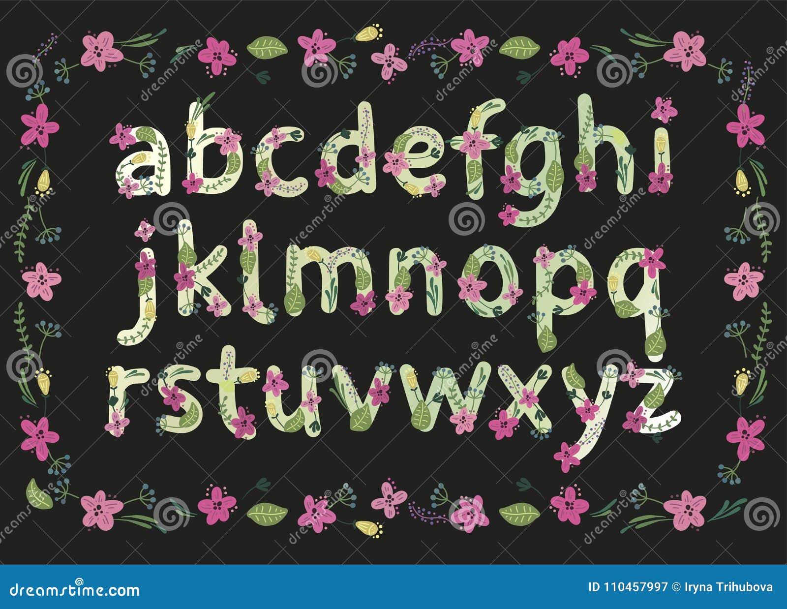 Färgrik vektor för blommastilsortsillustration också vektor för coreldrawillustration