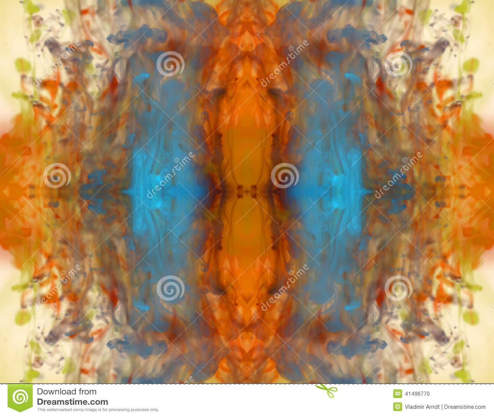 Färgrikt färgpulver för bakgrund