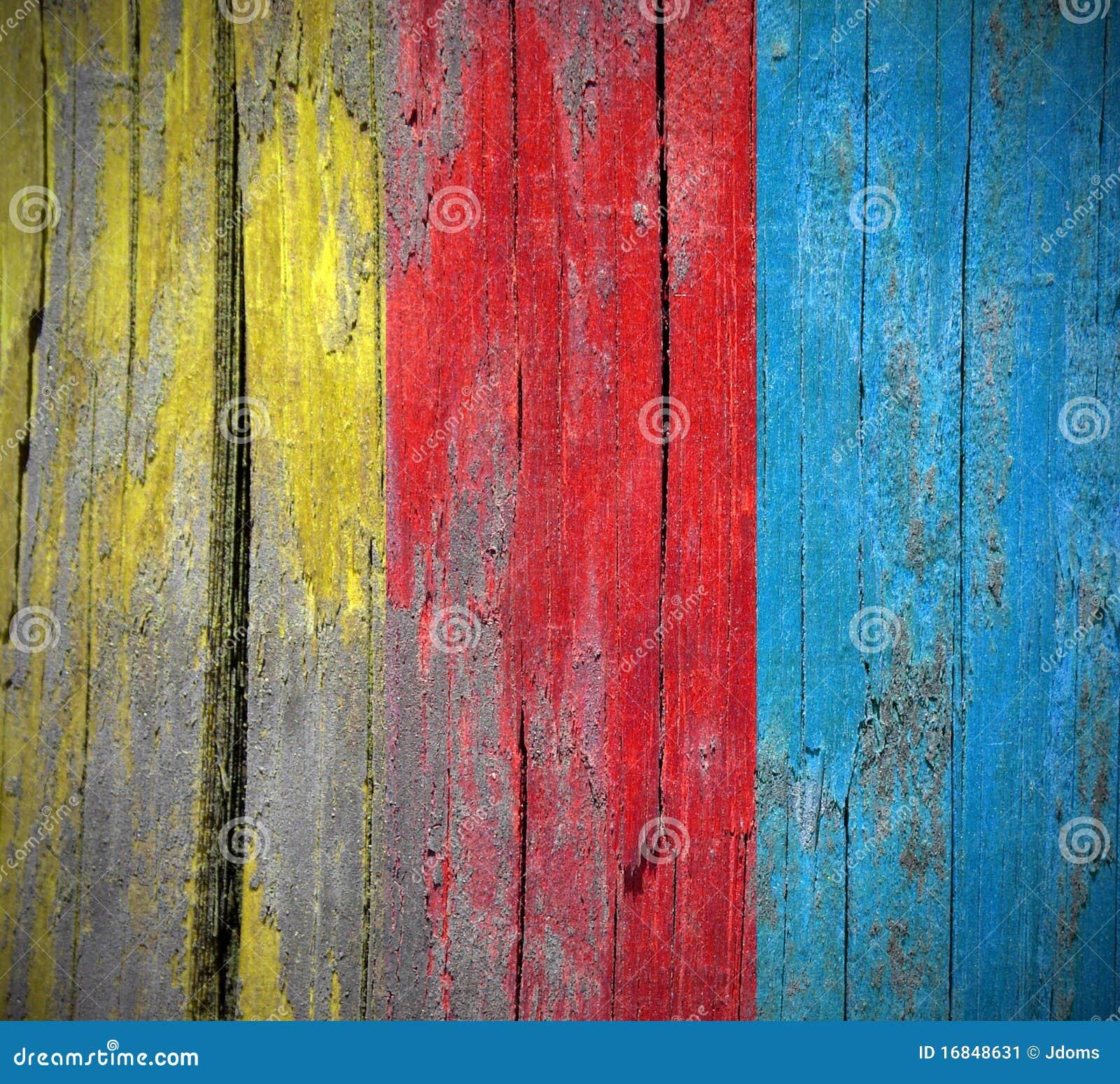 Färgrikt texturträ för bakgrund