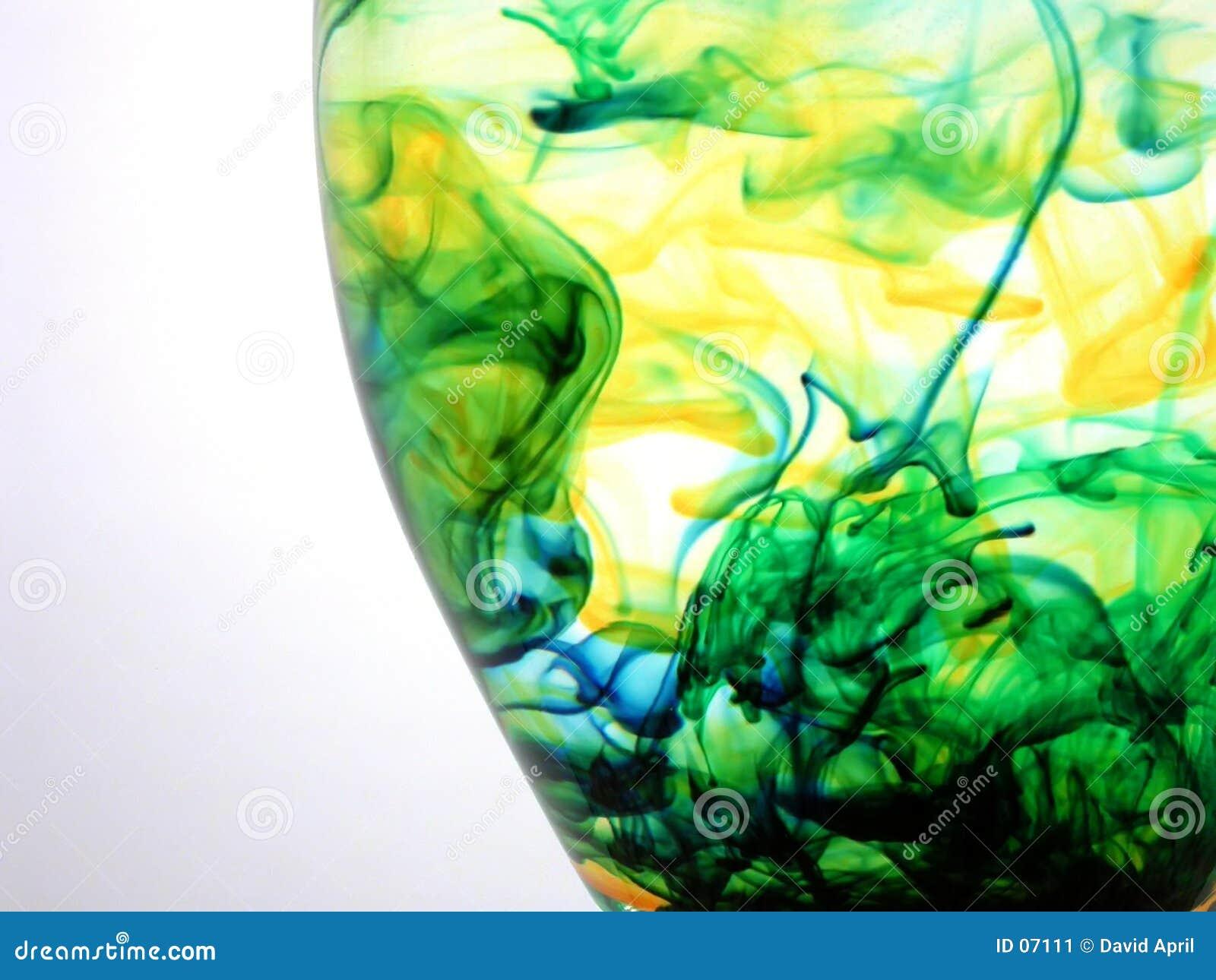 Färgswirls