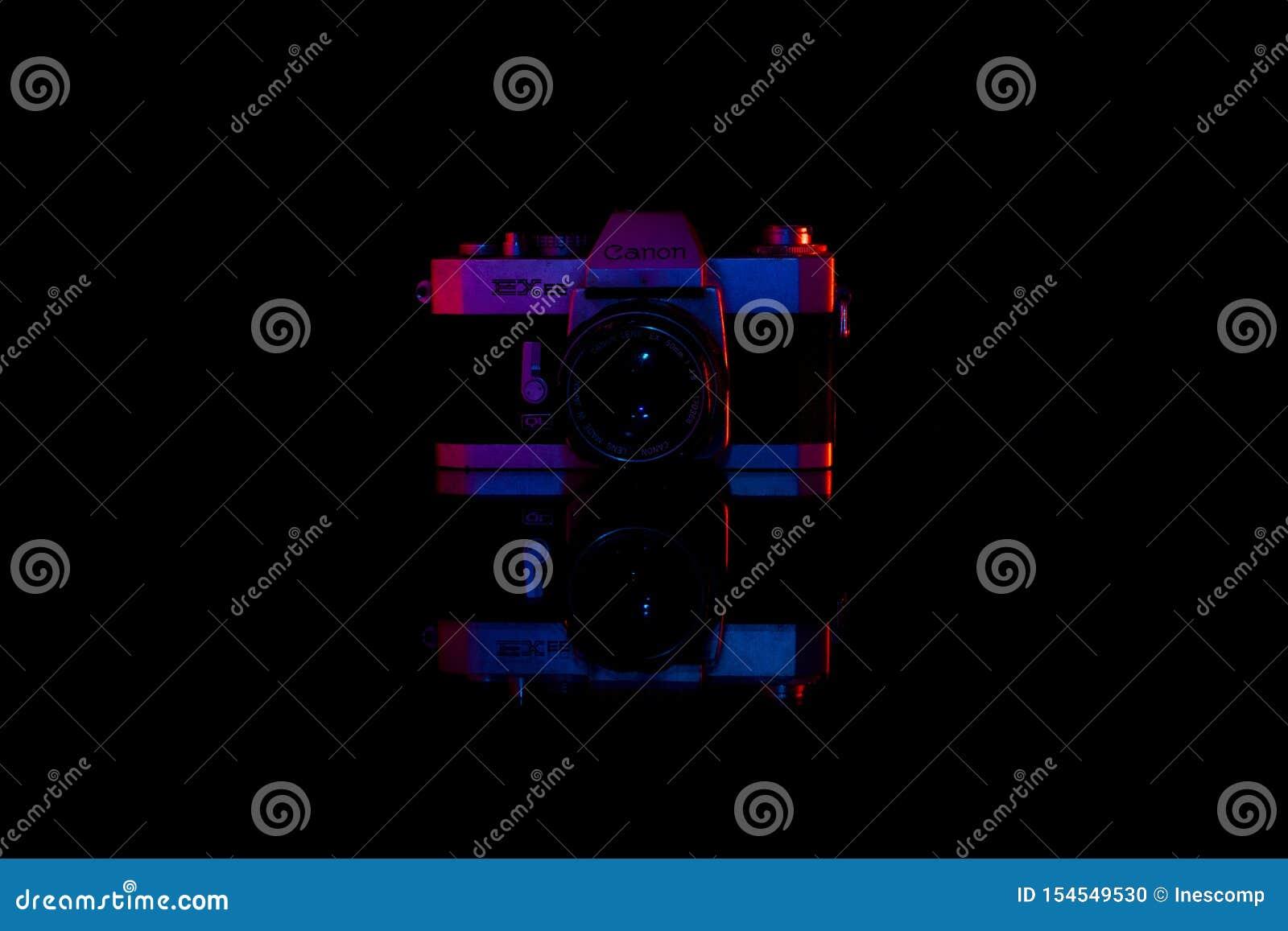 Färgtappningkamera