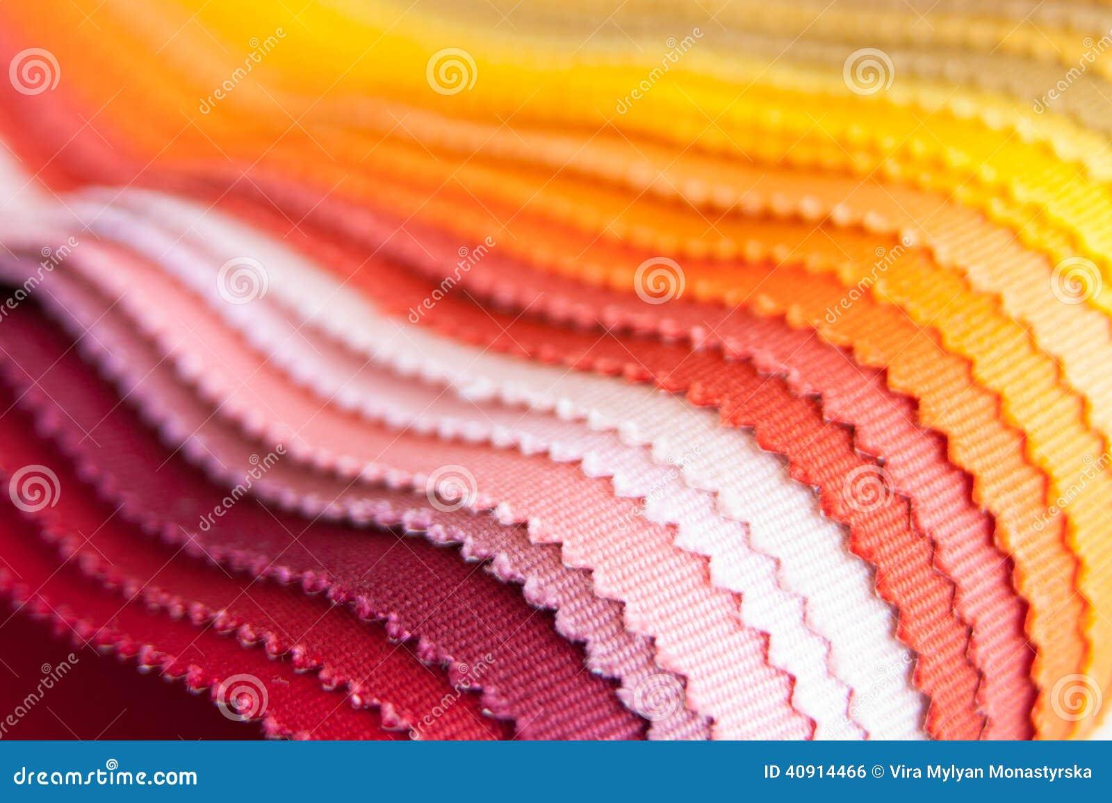 Färgtygprövkopior