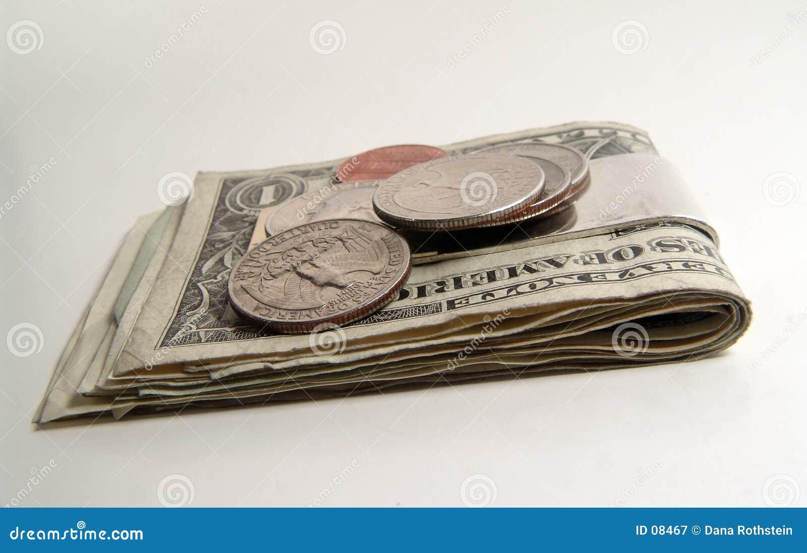 Fäst pengar ihop