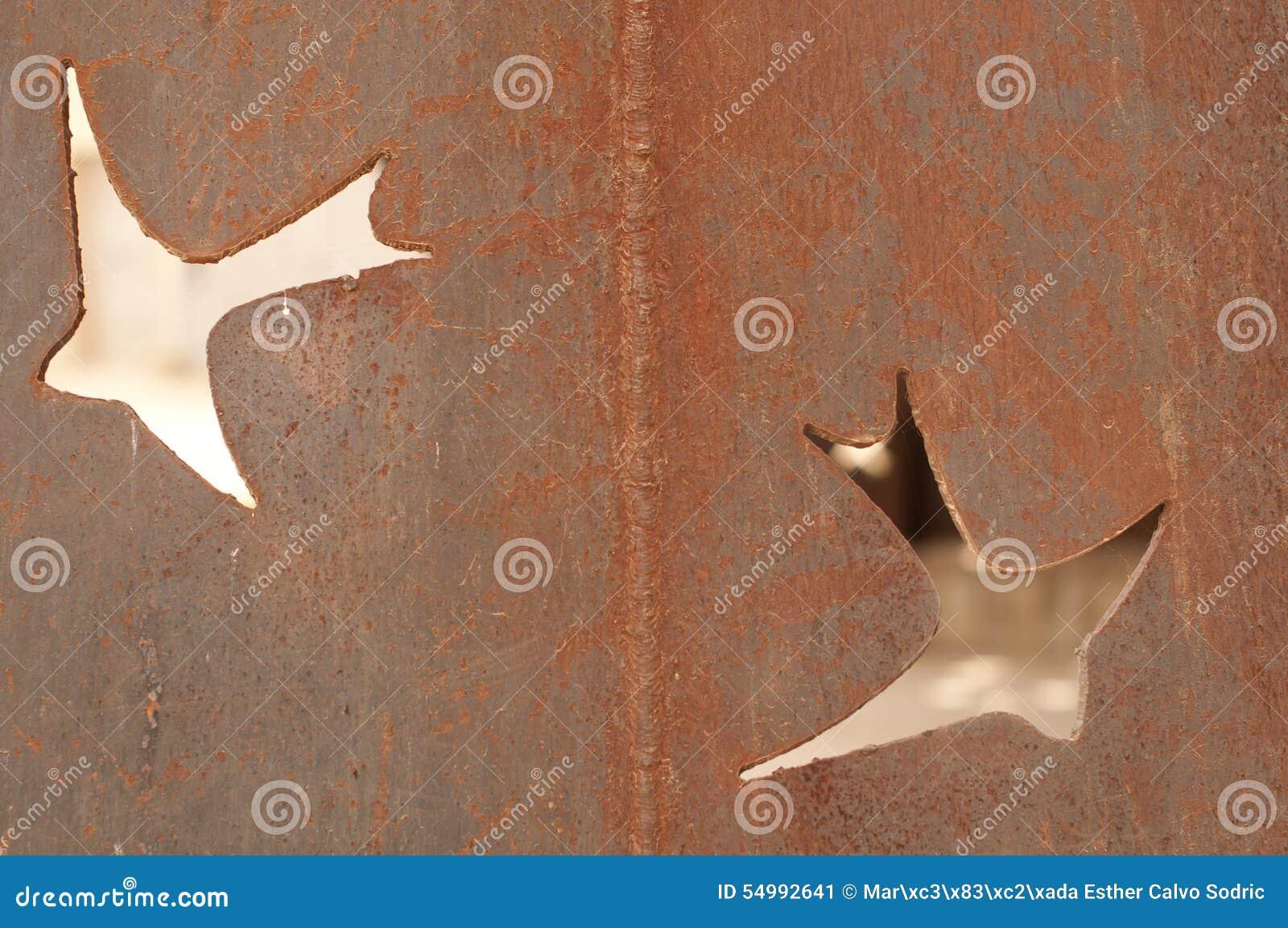 Fågelkonturer