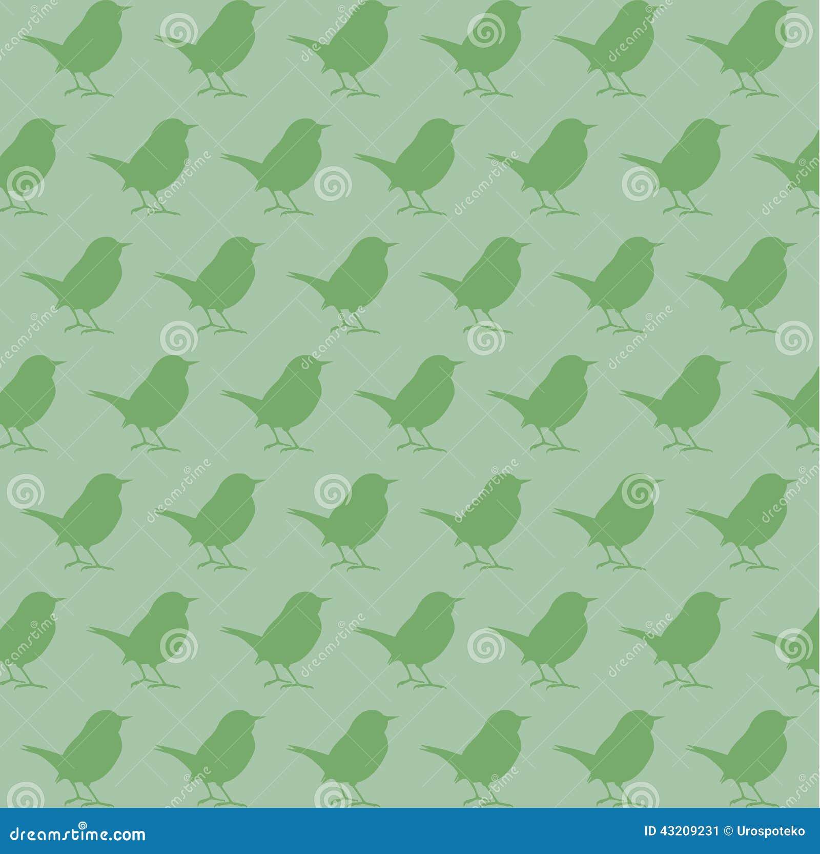 Download Fågelmodell vektor illustrationer. Illustration av tappning - 43209231