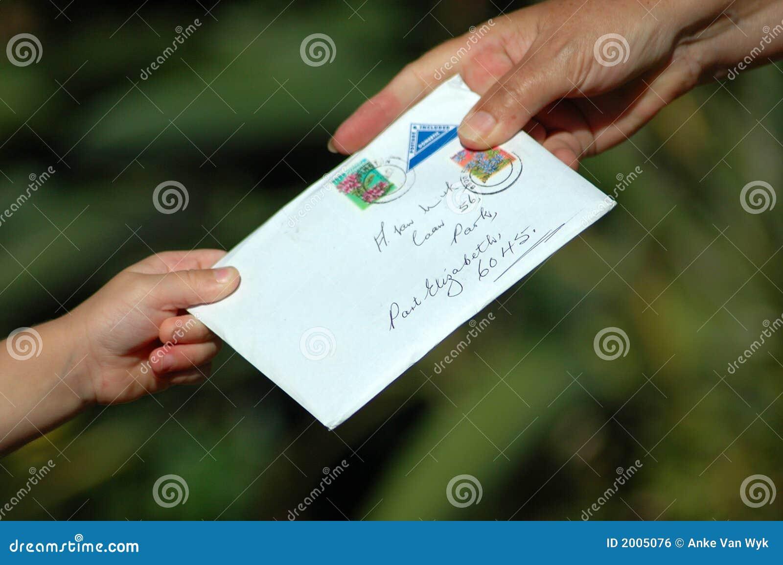 Fången post ve dig