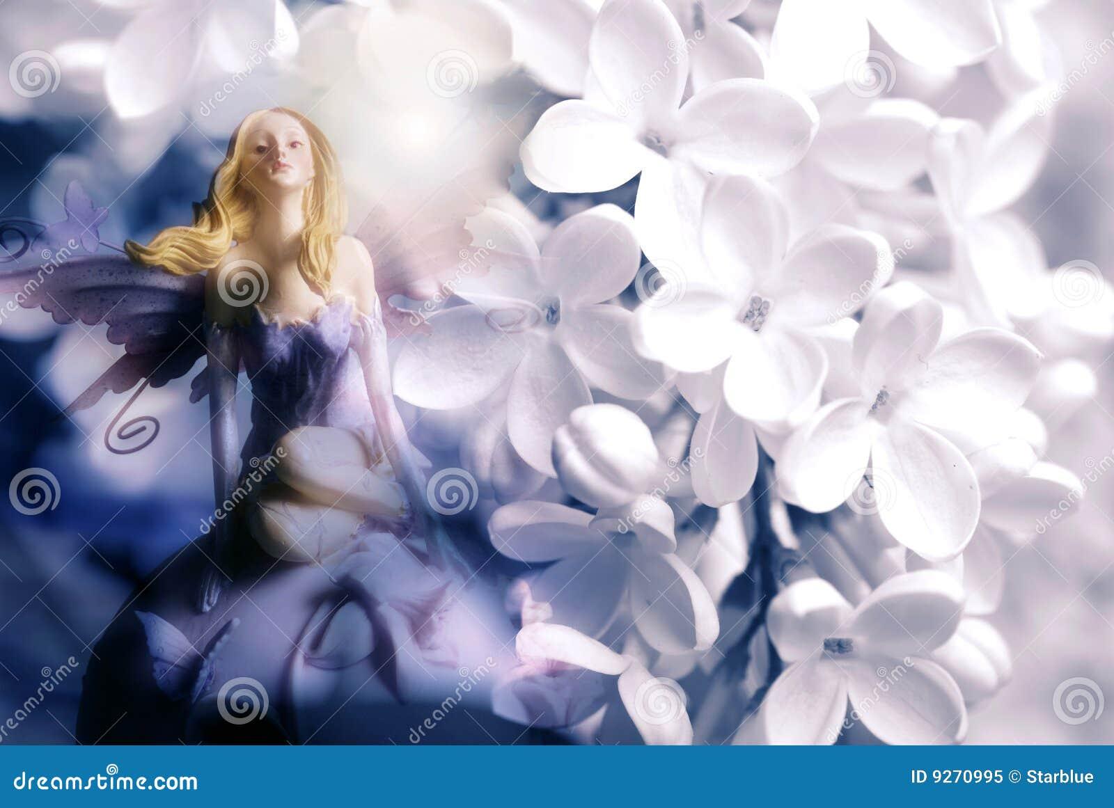 Fée de fleur