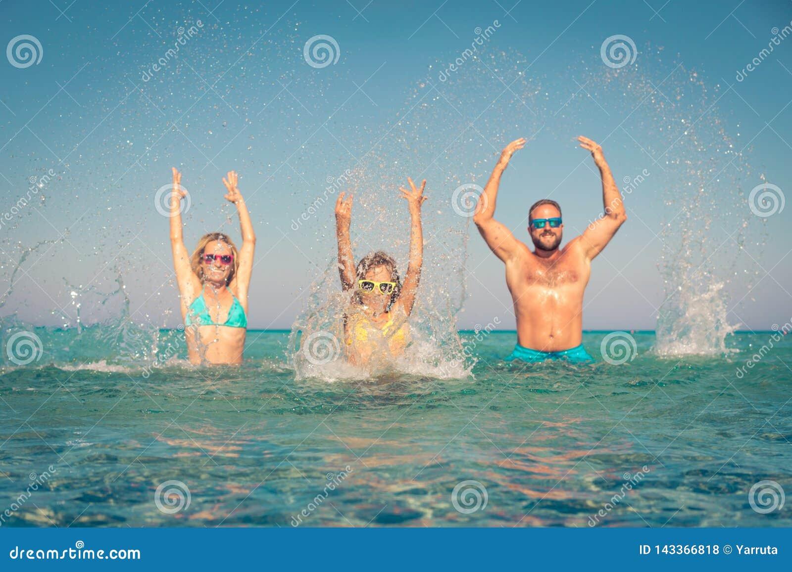 Férias de verão e conceito ativo do estilo de vida