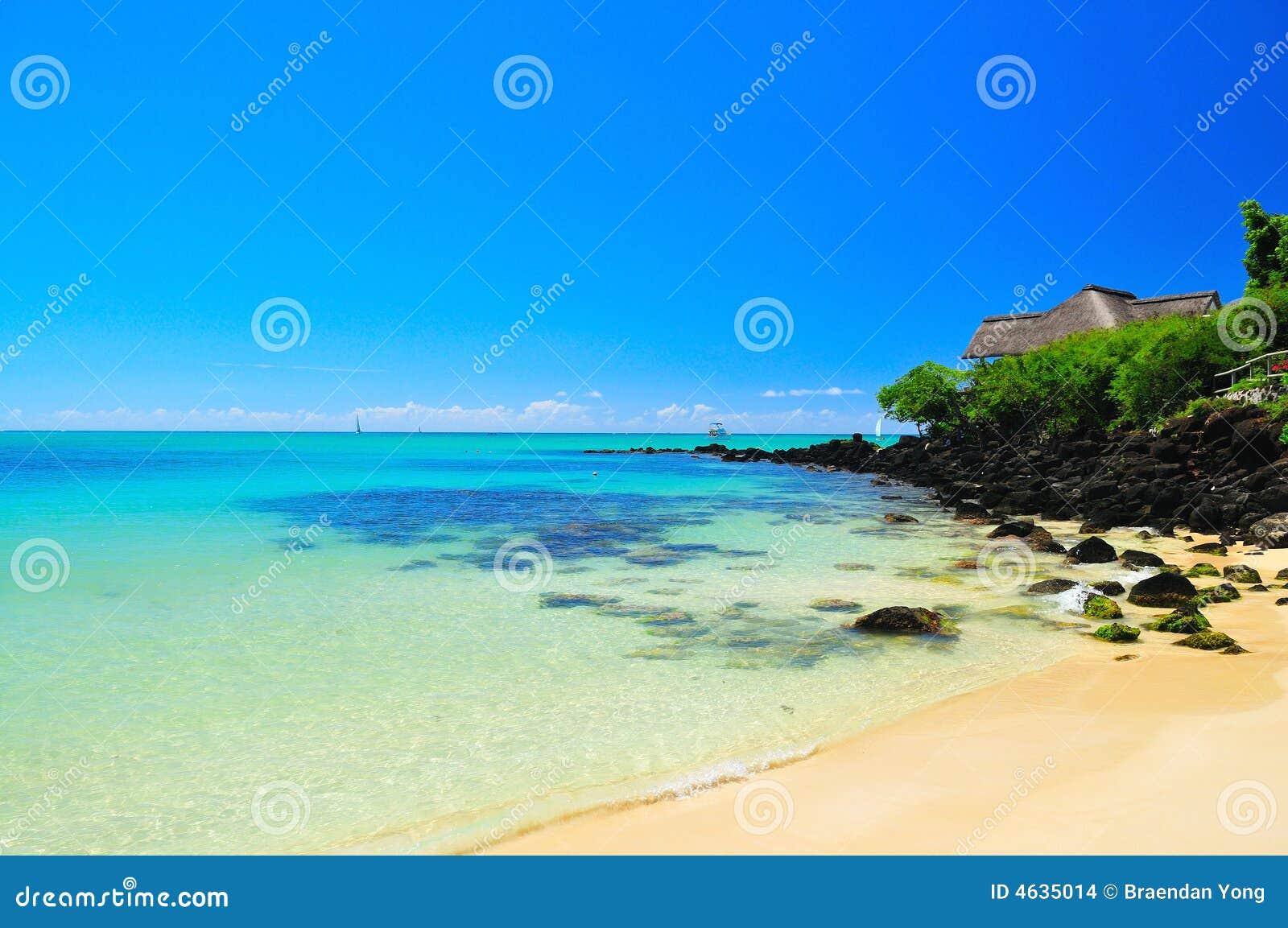 Férias de verão em Maurícia