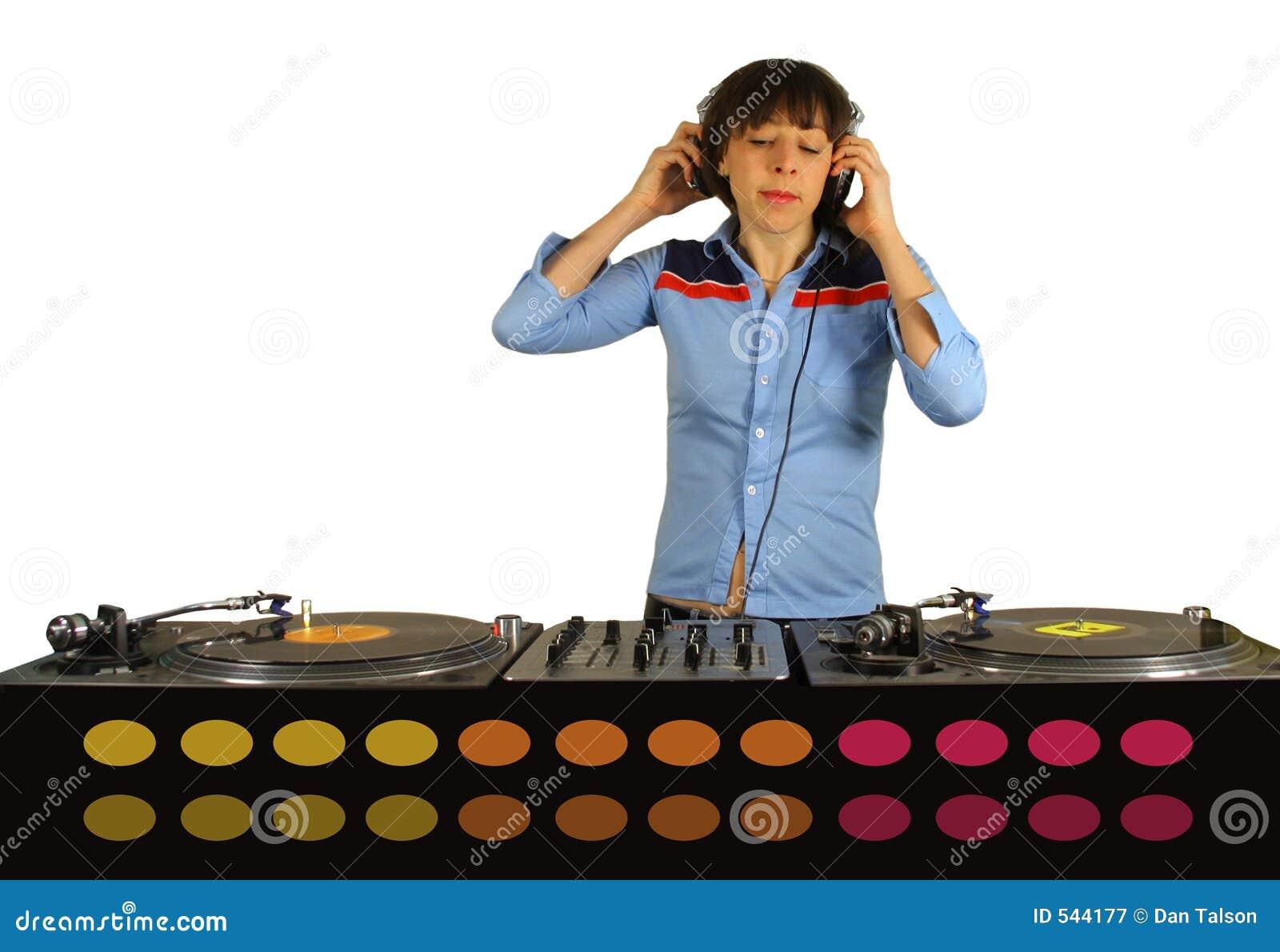 Fêmea Funky DJ