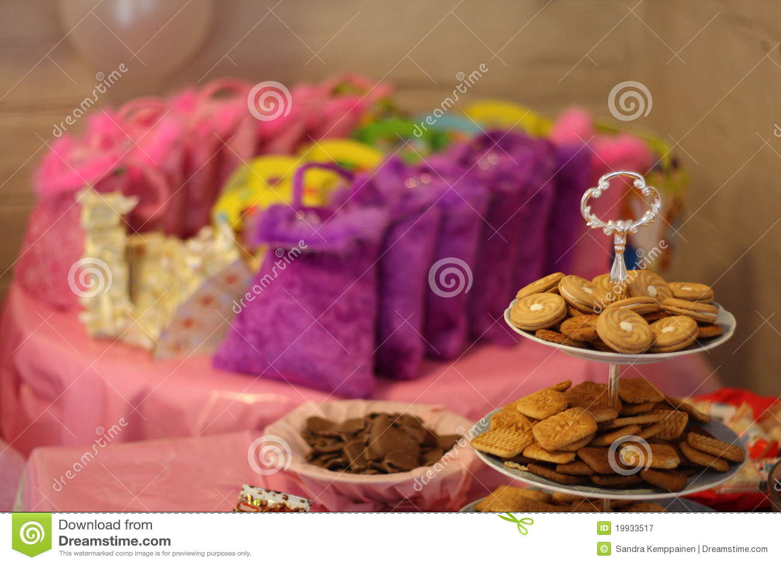 Fête d anniversaire de la chéri de 1 an