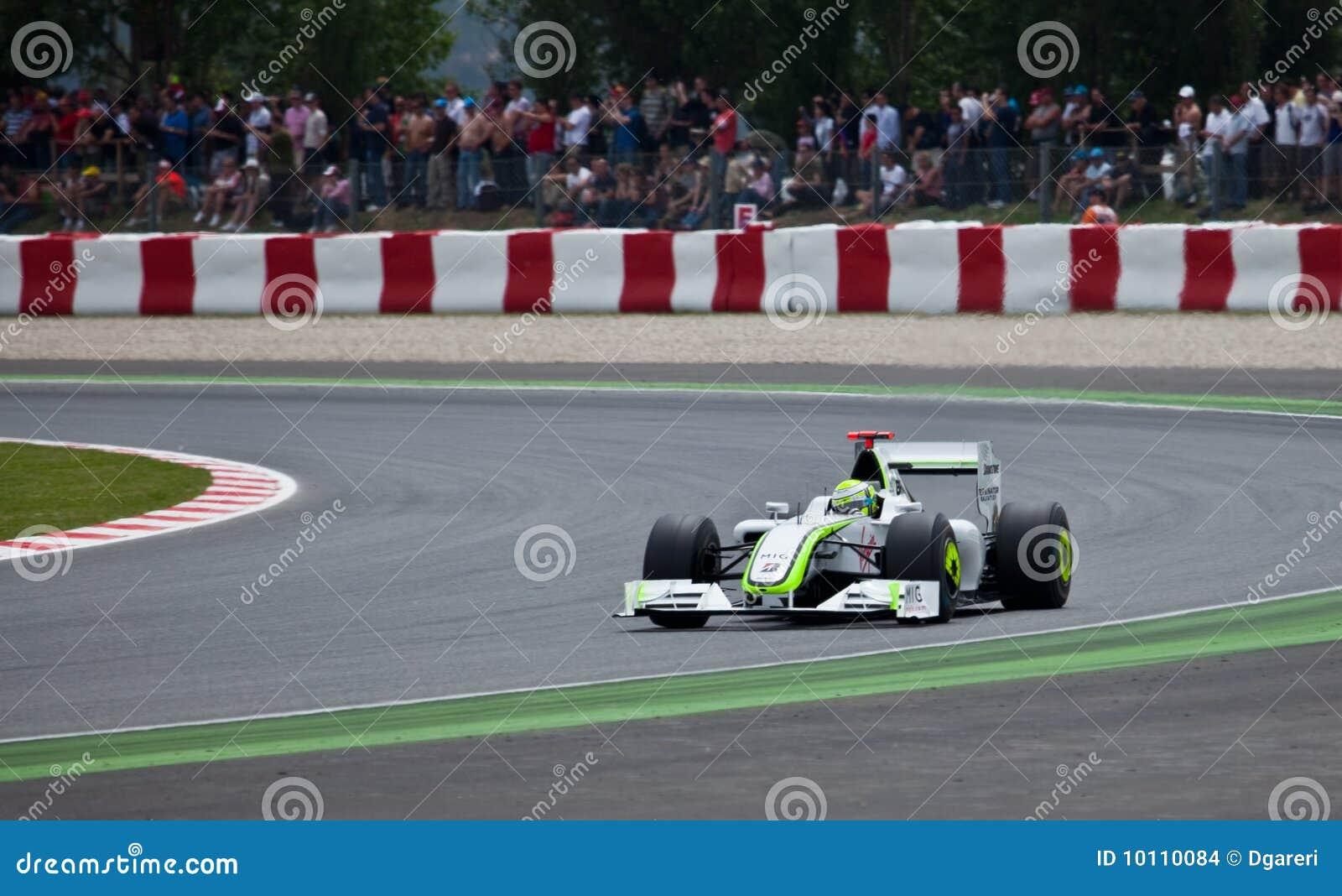 Fórmula 1: GP do Brawn