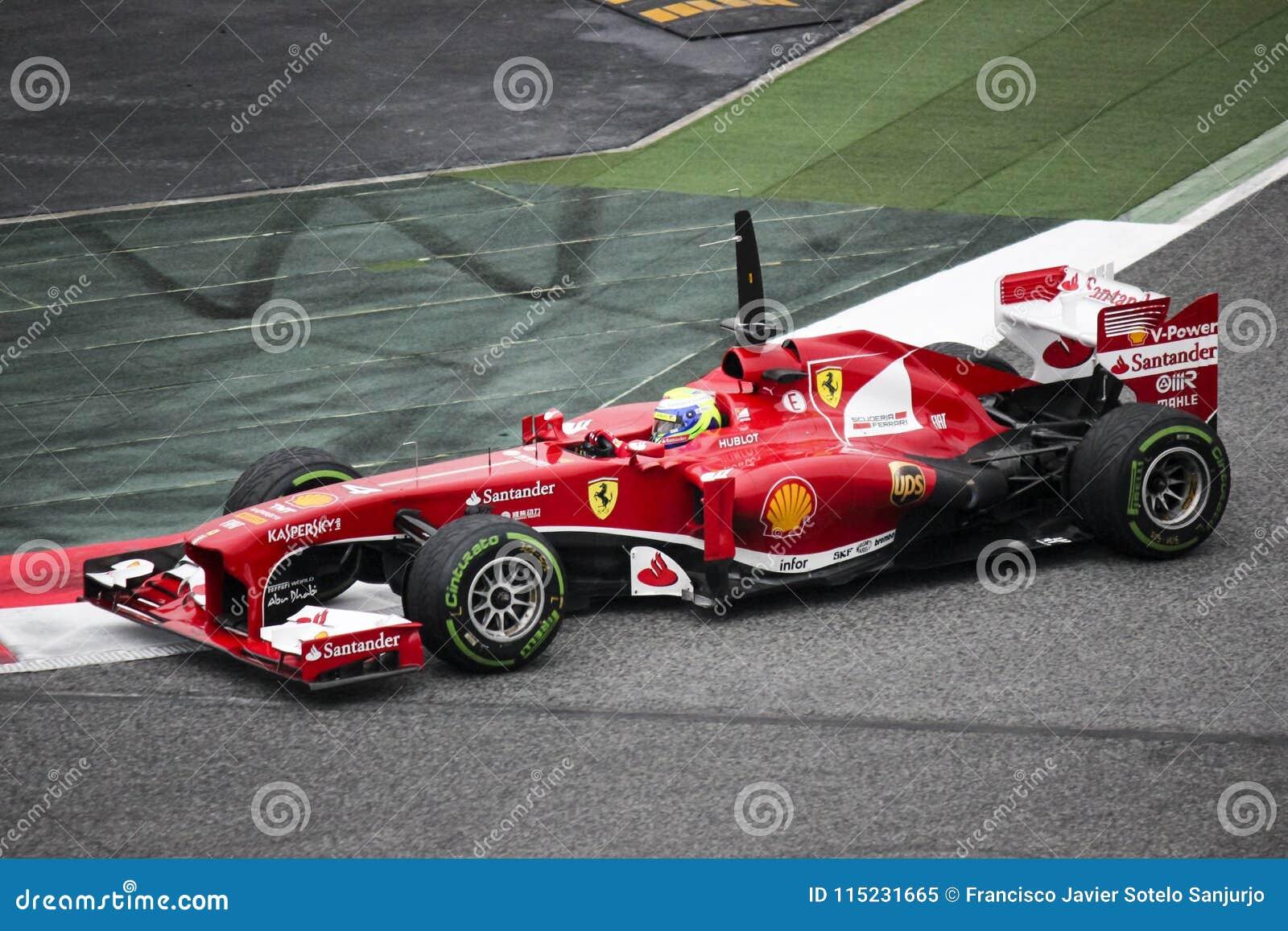 Fórmula 1 de Feraari