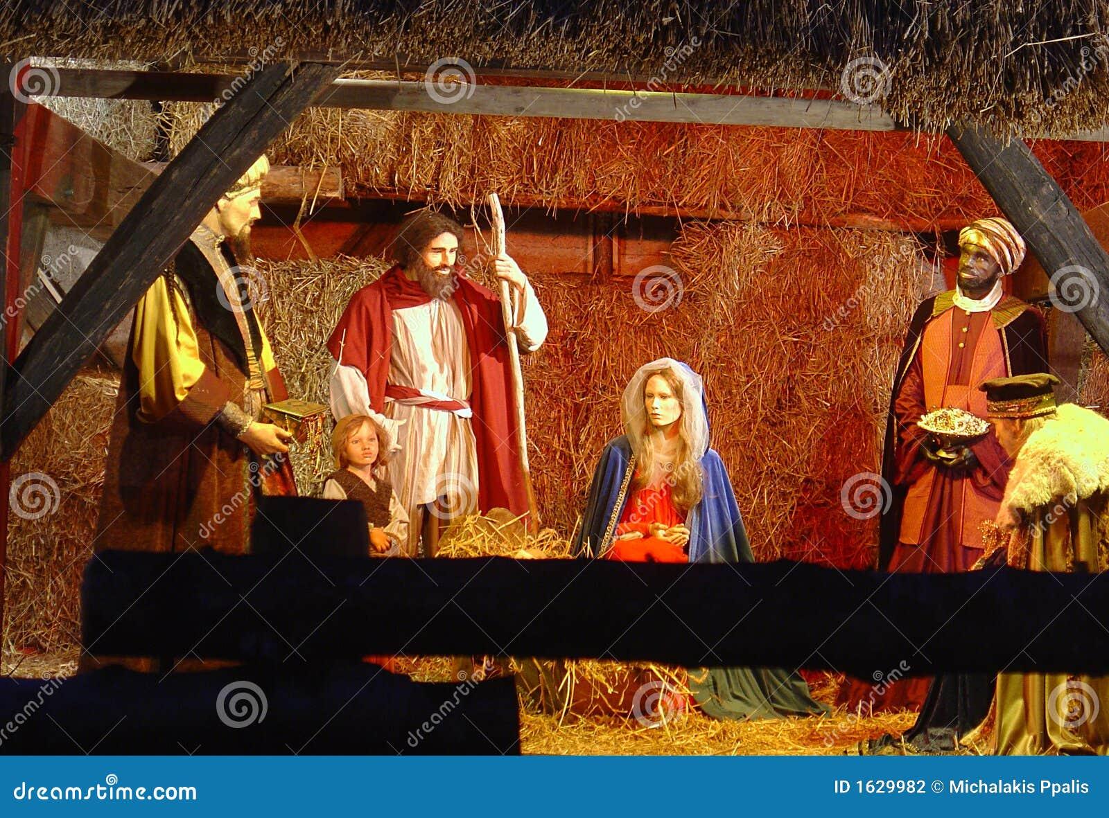 Födelse christ jesus