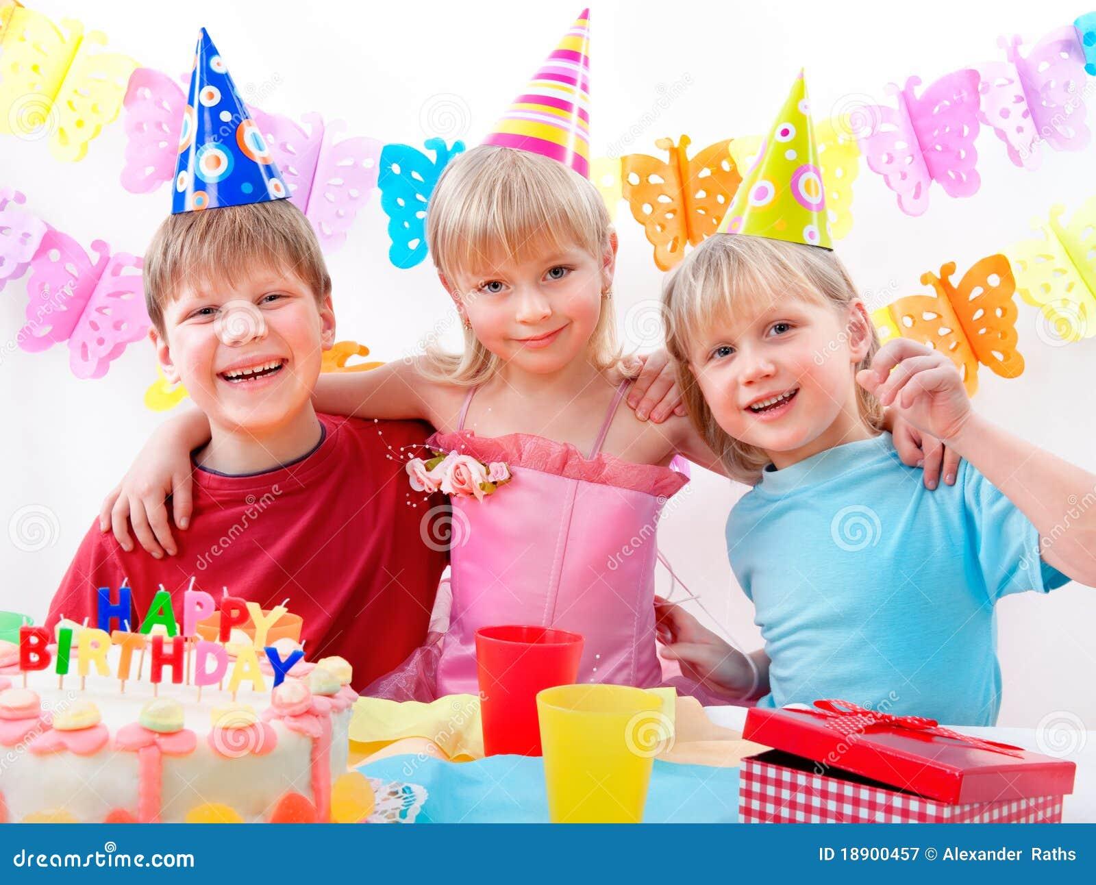 Födelsedagdeltagare