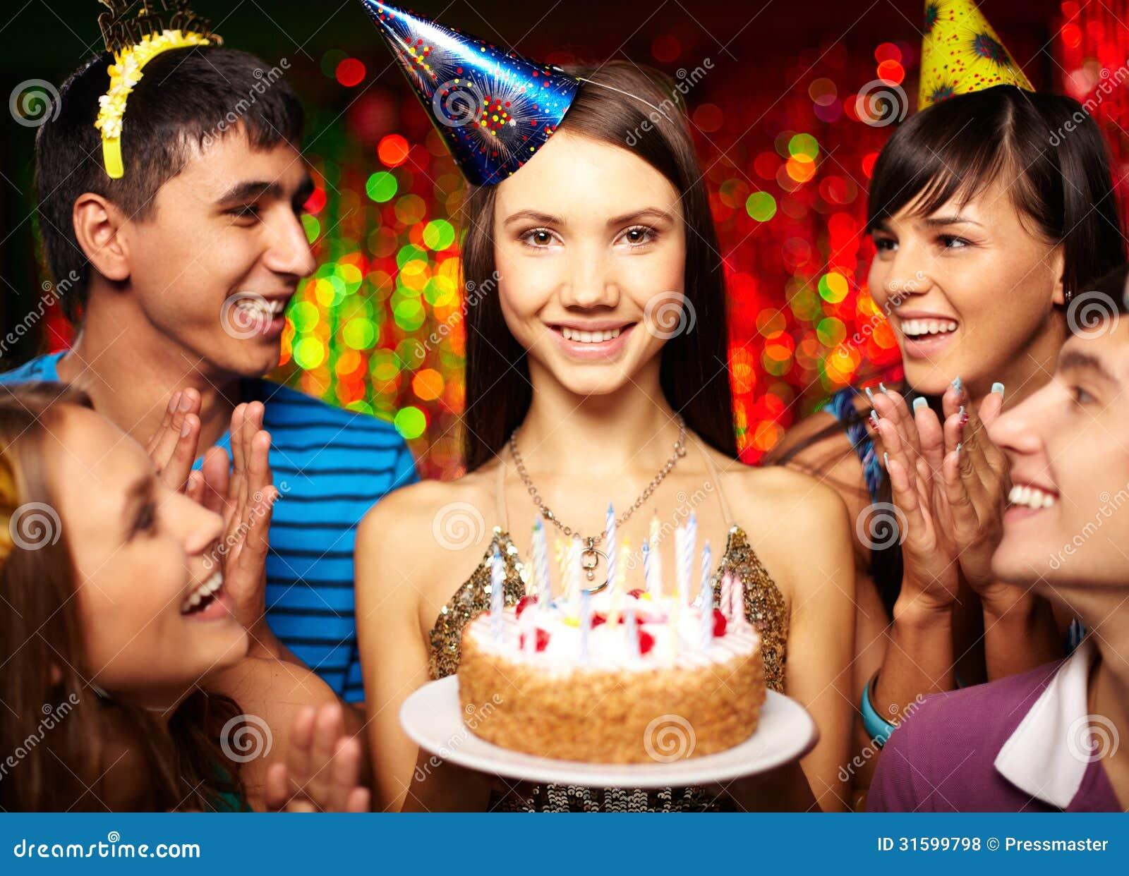 Födelsedagparti
