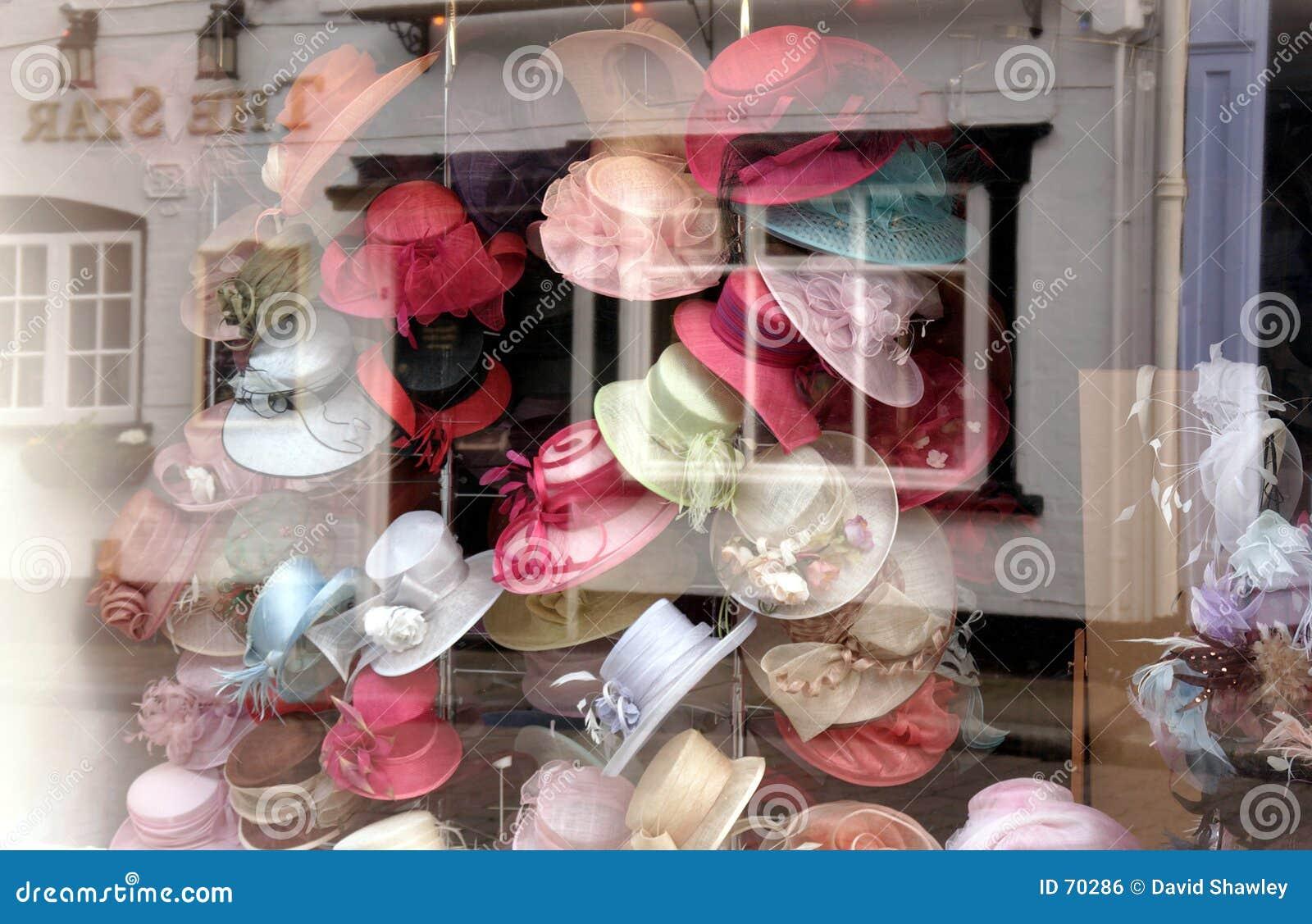 Fönster för milliner s