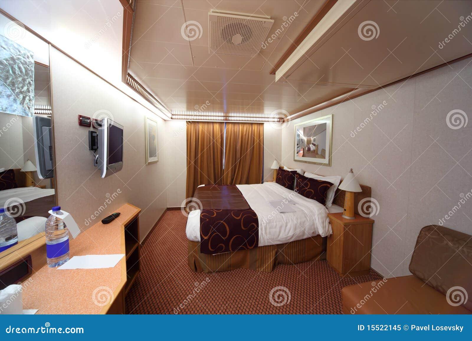 Fönster för ship för double för underlagkabingardin