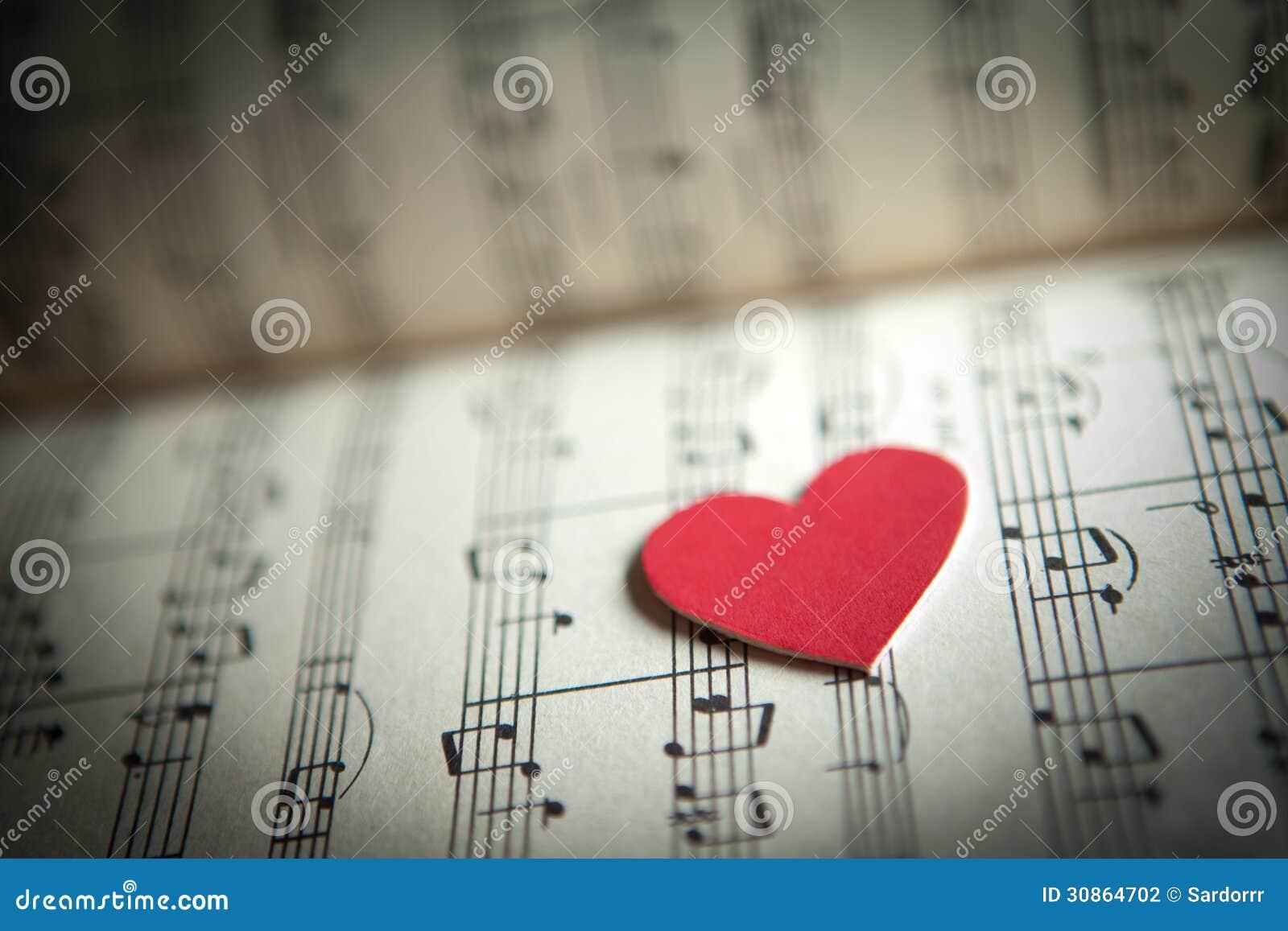 Förälskelse för musik