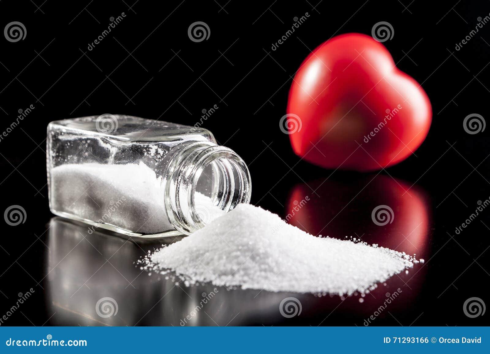 Förälskelse för salt