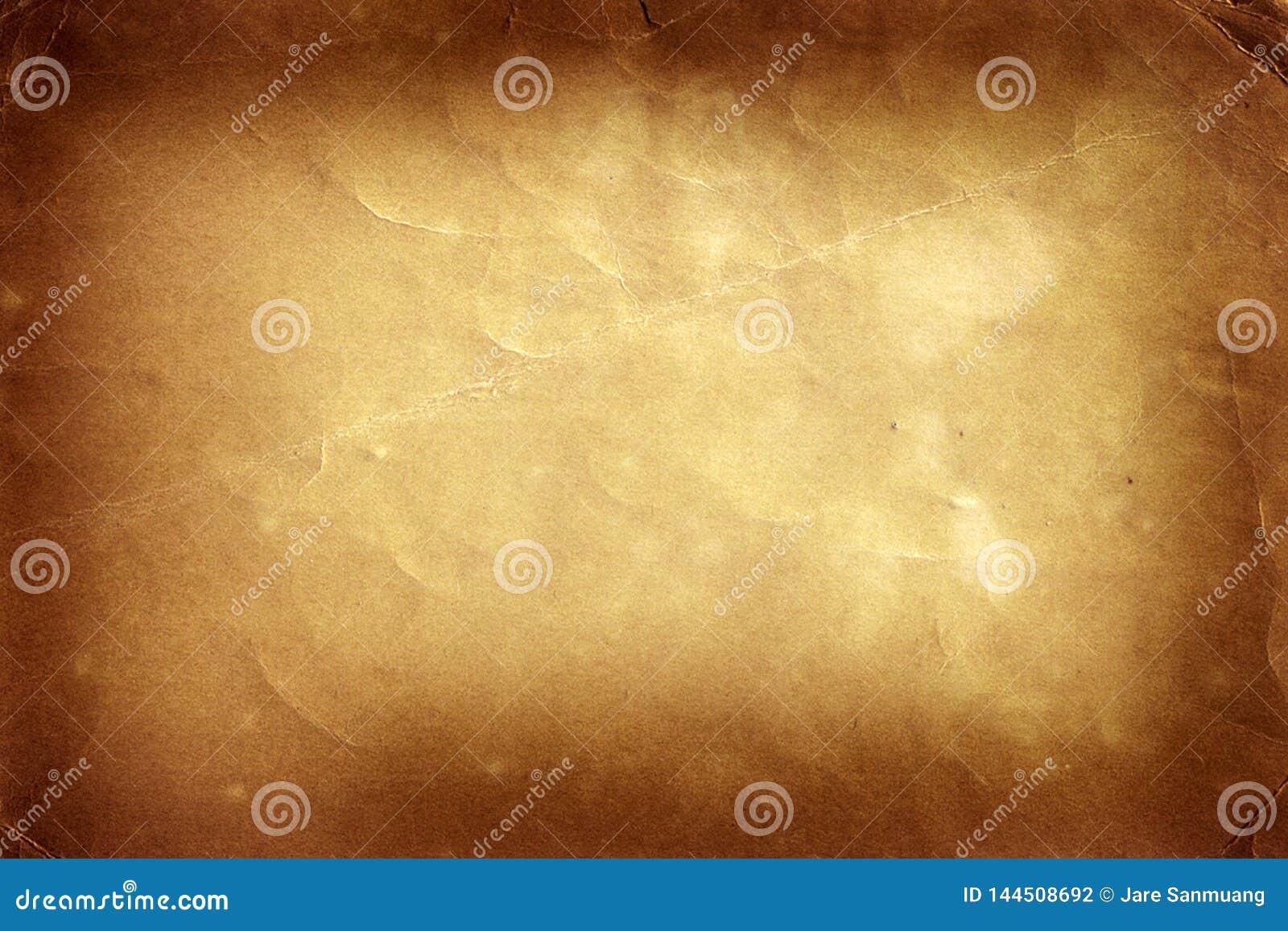 För arkbakgrund för närbild gammal vit textur