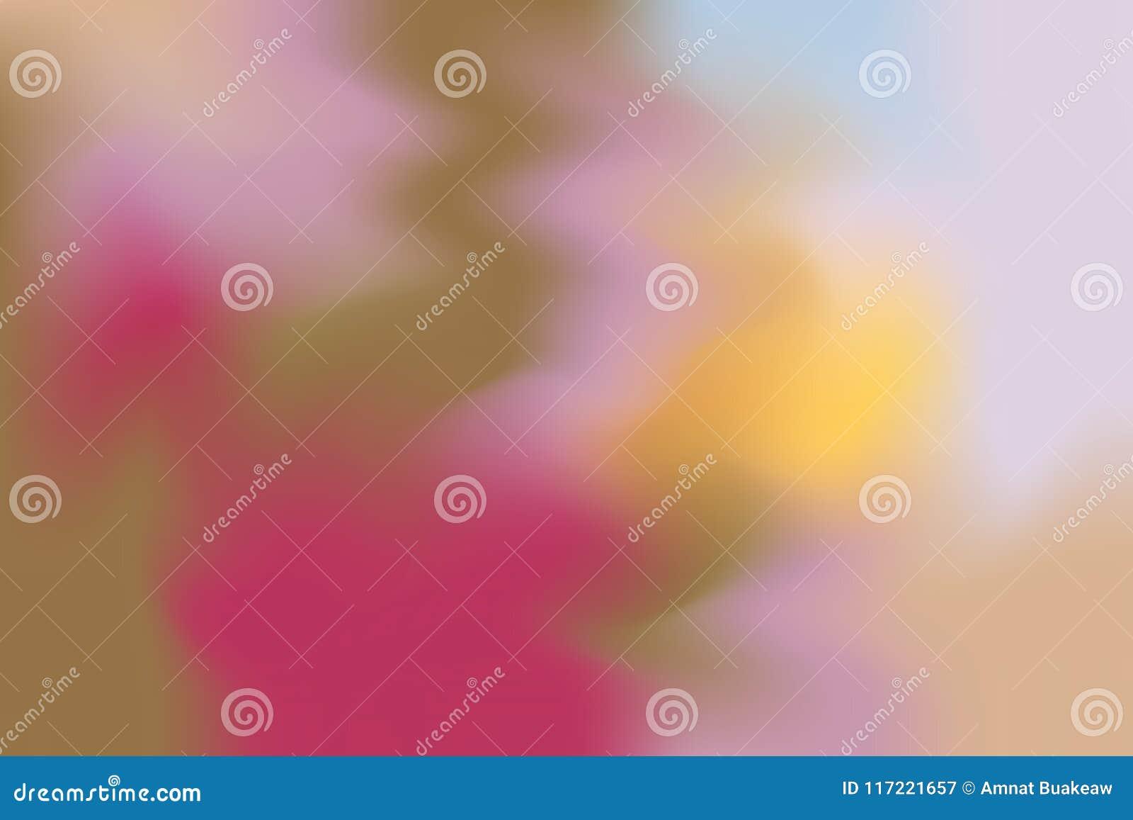 För bakgrundsmålning för rosa mjuk färg blandat abstrakt begrepp för pastell för konst, färgrik konsttapet