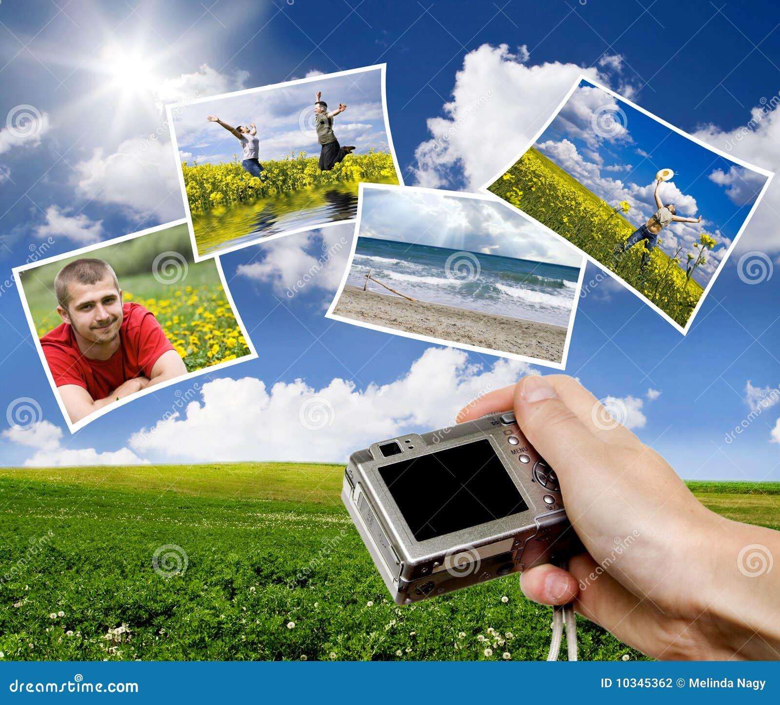 För bildpunkt för kamera digital for