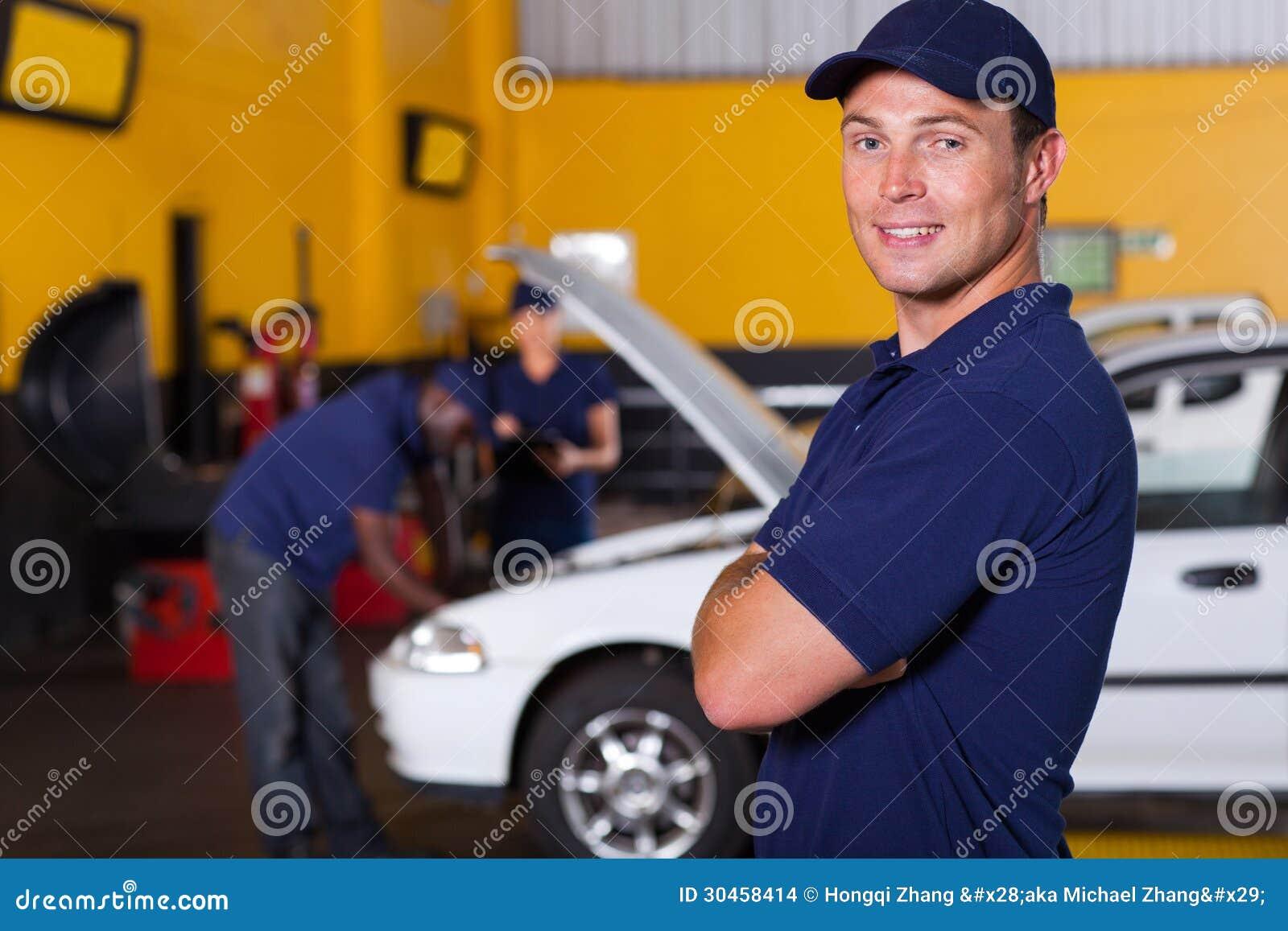 Auto företagsägare