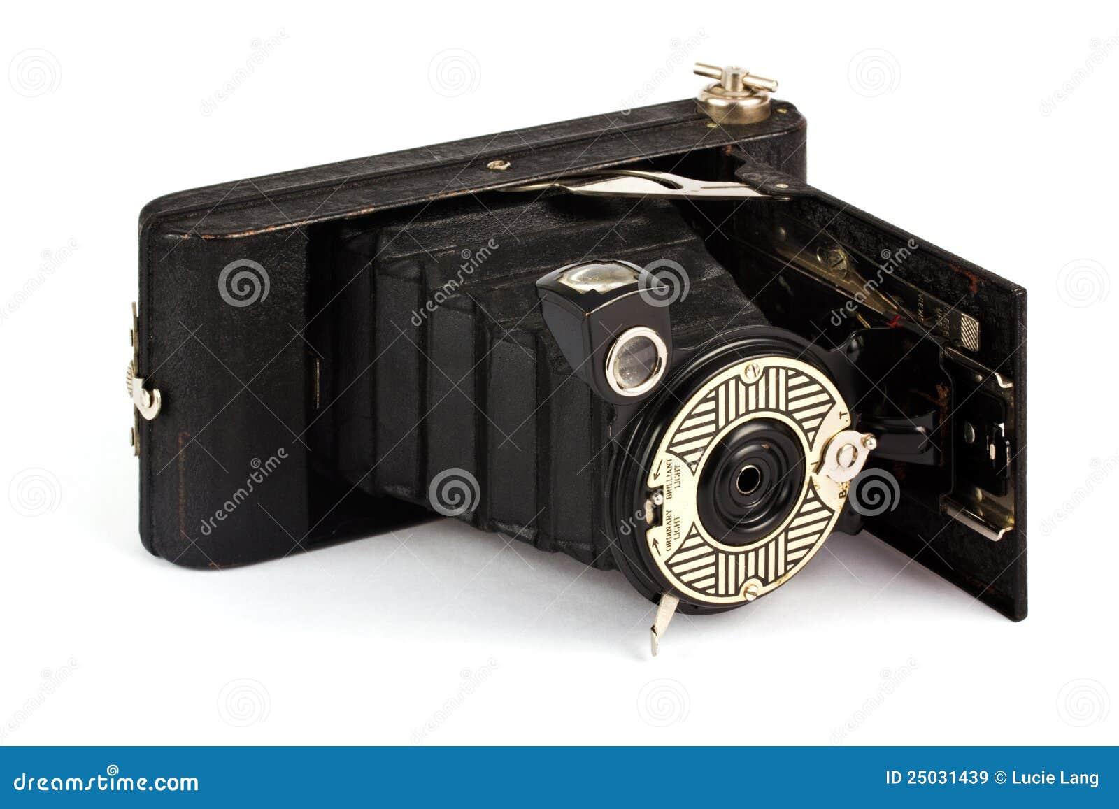 För kameraveck för antikvitet away white