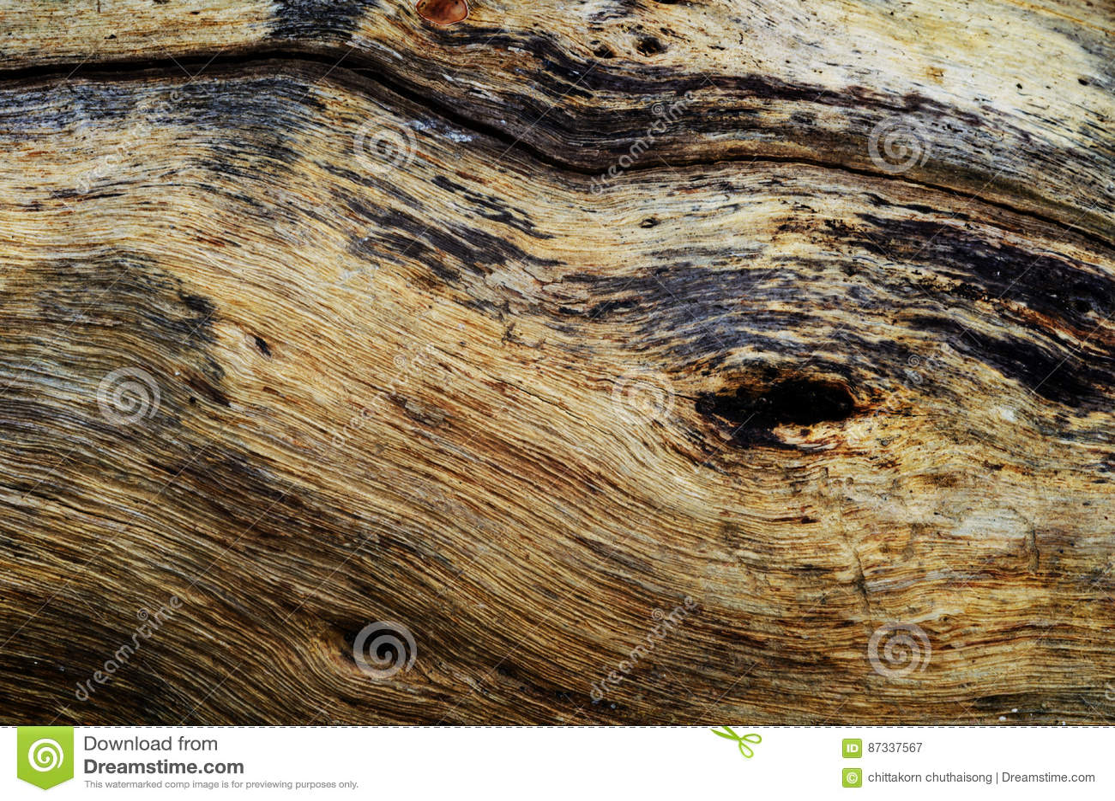 För kupatextur för bakgrund brunt trä brun trätextur med naturligt smattrande