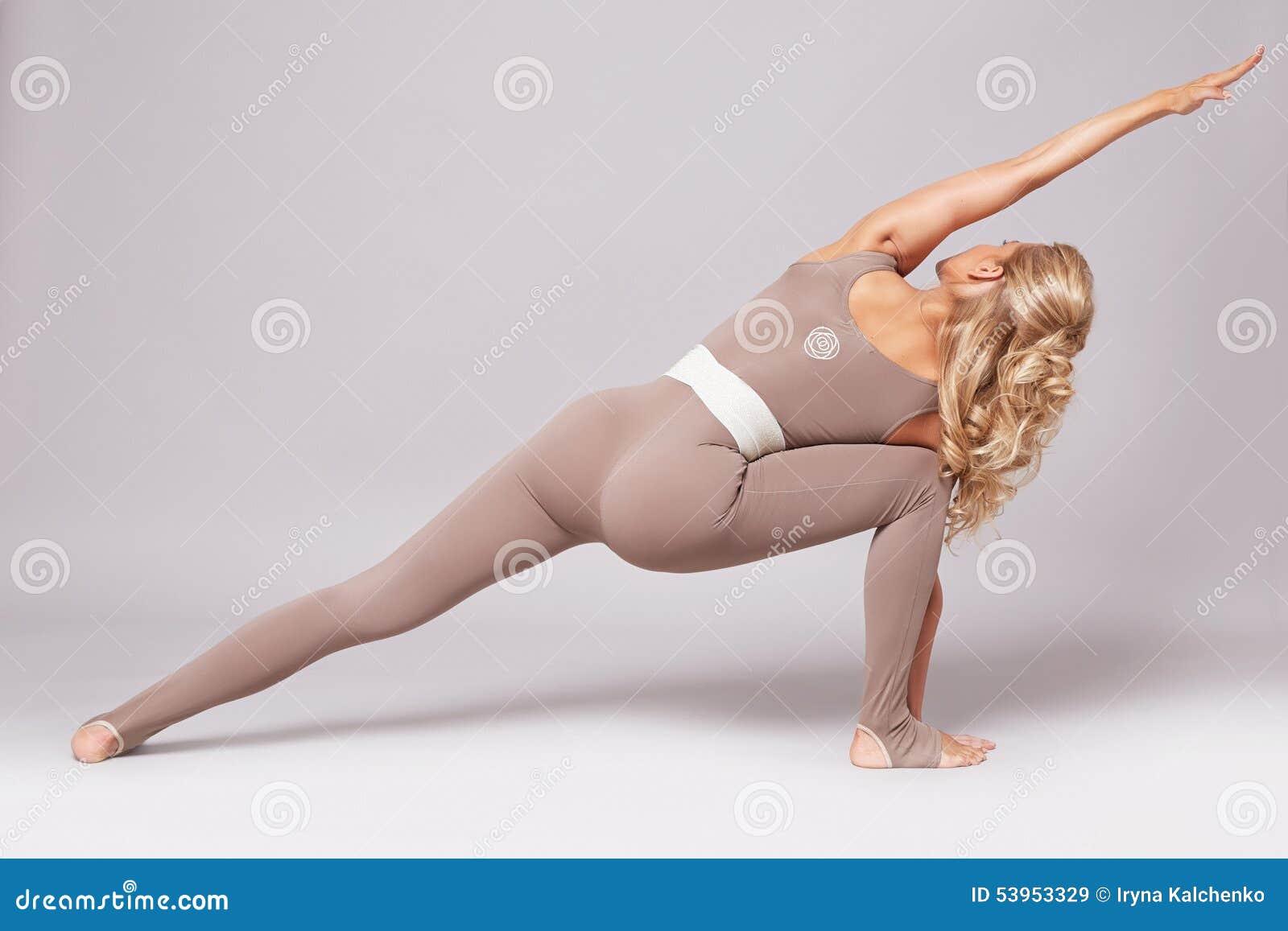 För kvinnasport för skönhet sexig kläder för form för kropp för kondition för pilates för yoga