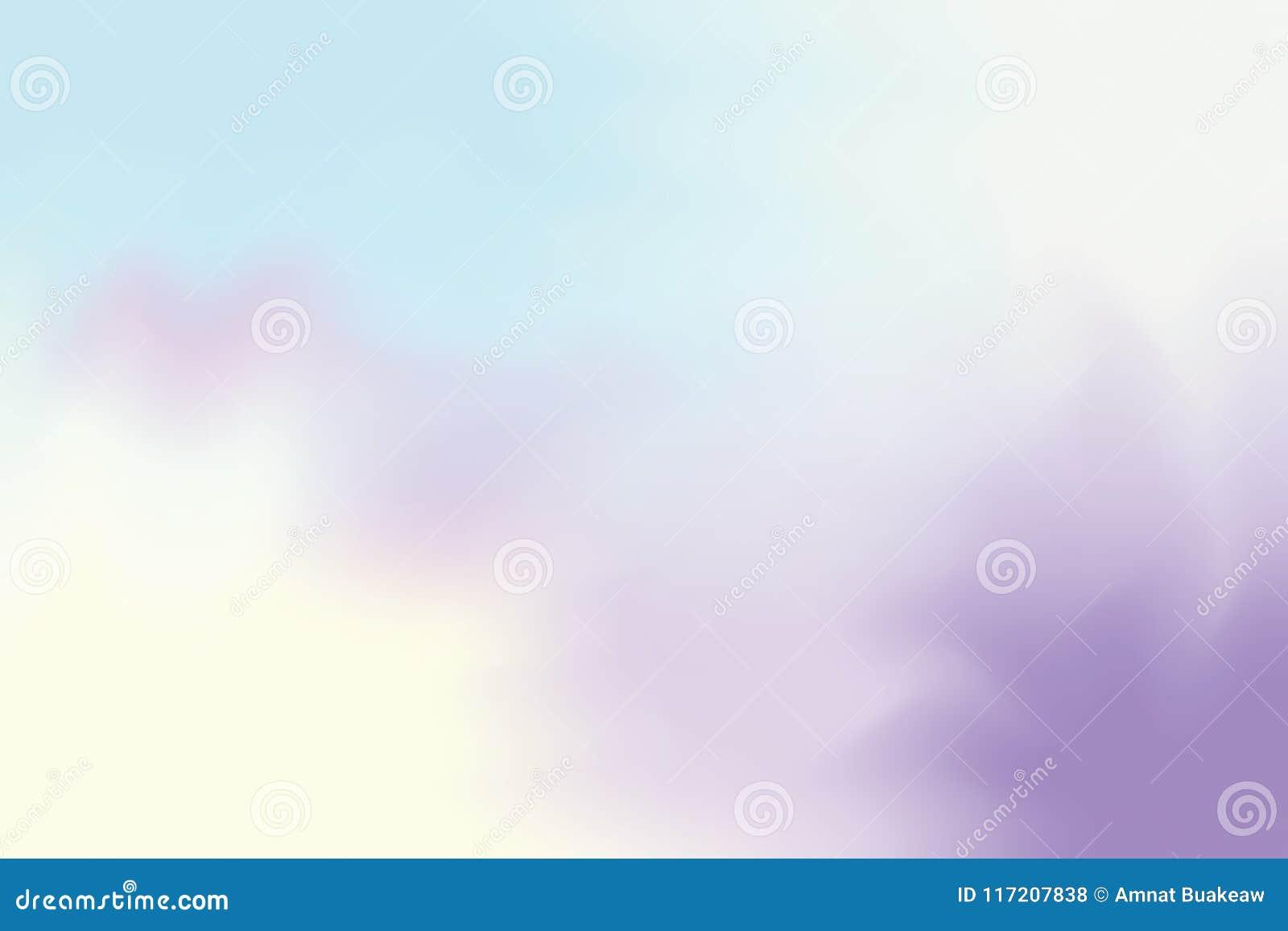 För målarfärgborste för abstrakt färgrik ljus färg mjuk bakgrund för konst, mång- färgrik pastell för tapet för färg för vatten f