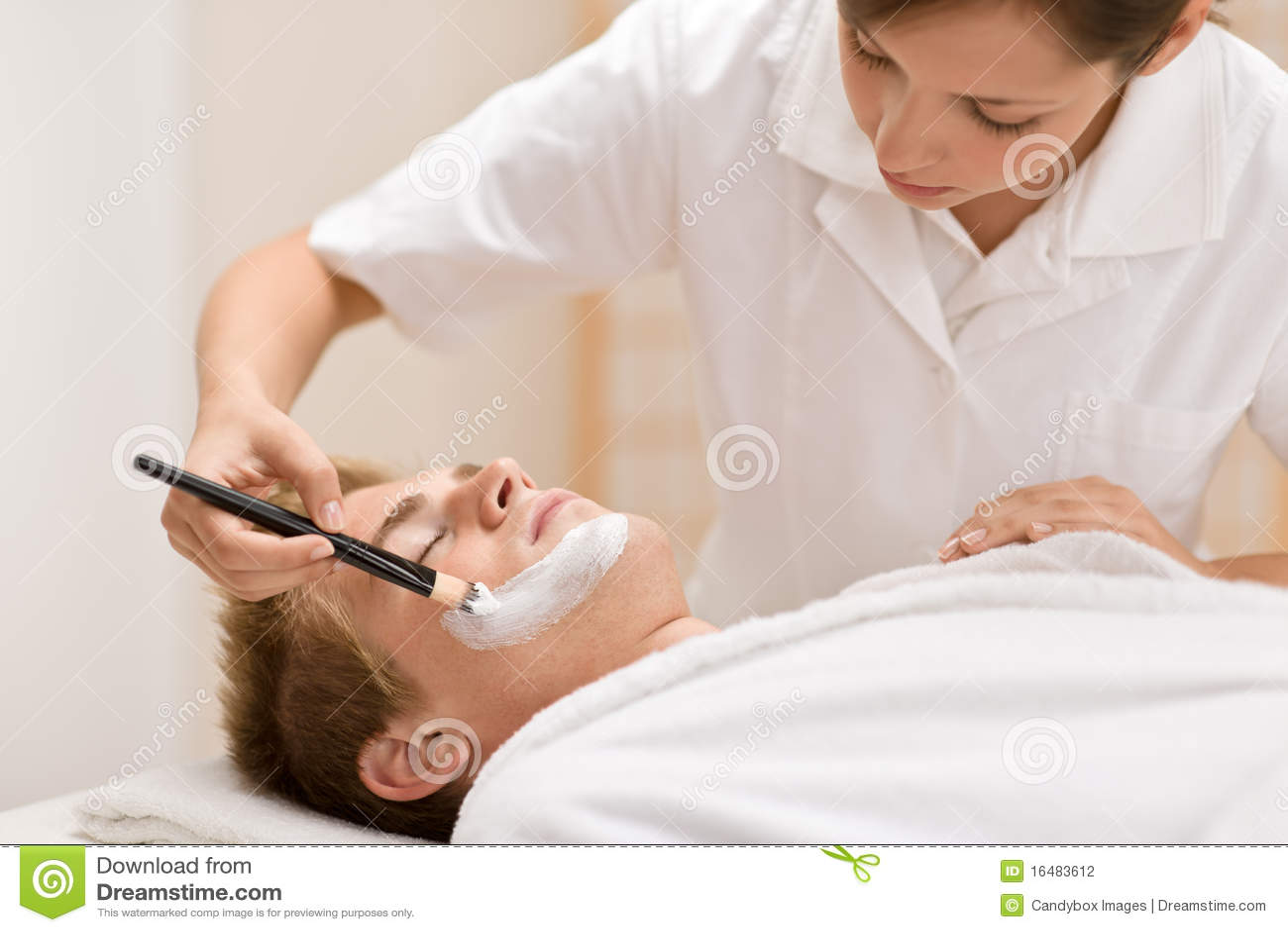 ansiktssalong mens