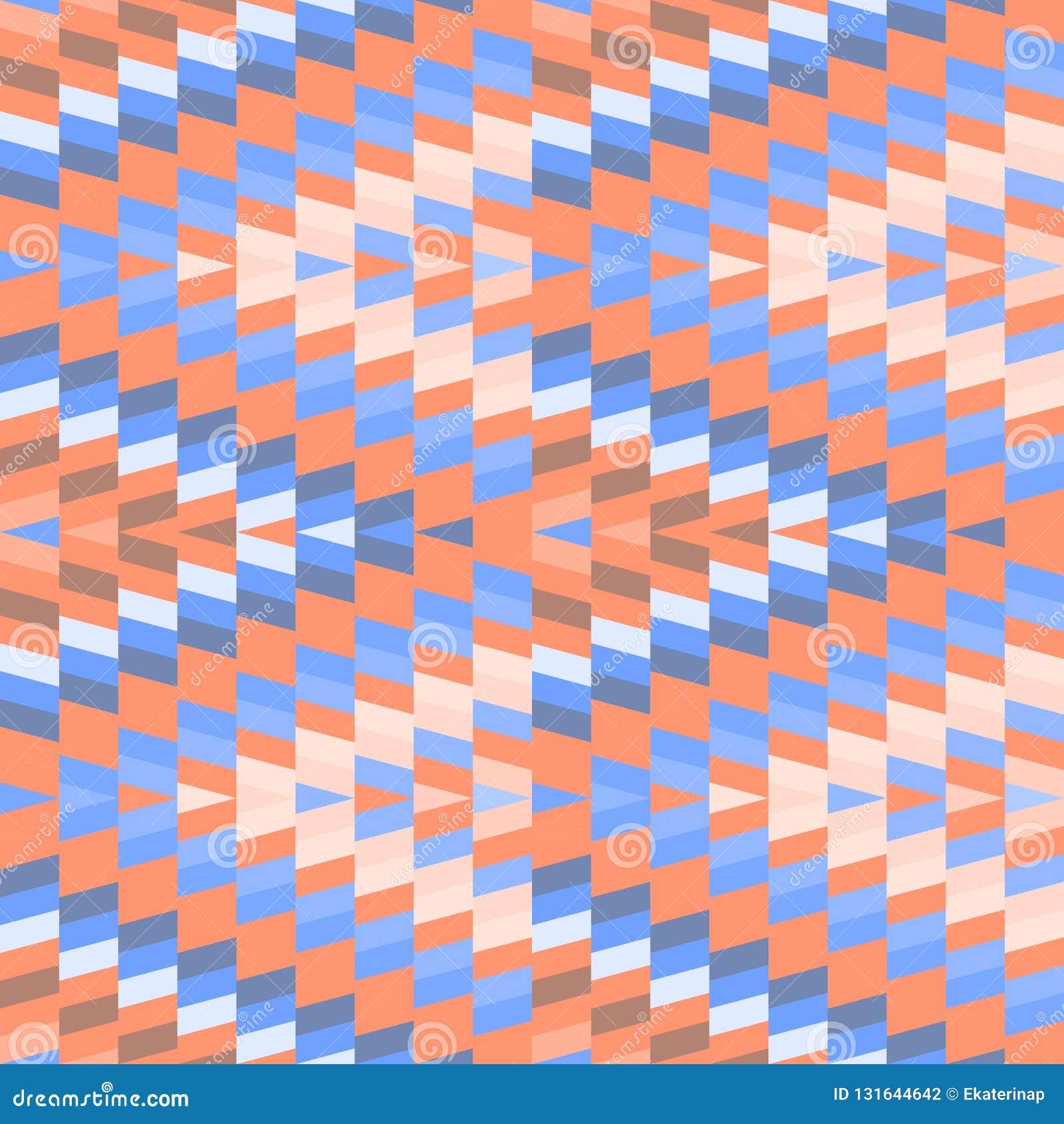 För mattrosa färger för sömlös modell turkisk beiga för himmel blå orange Filt för kilim för patchworkmosaik orientalisk med trad