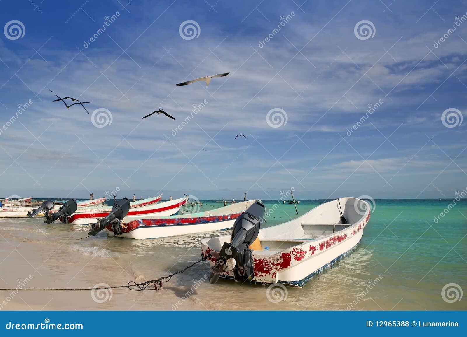 För mexico för fartyg mayan puerto riviera morelos
