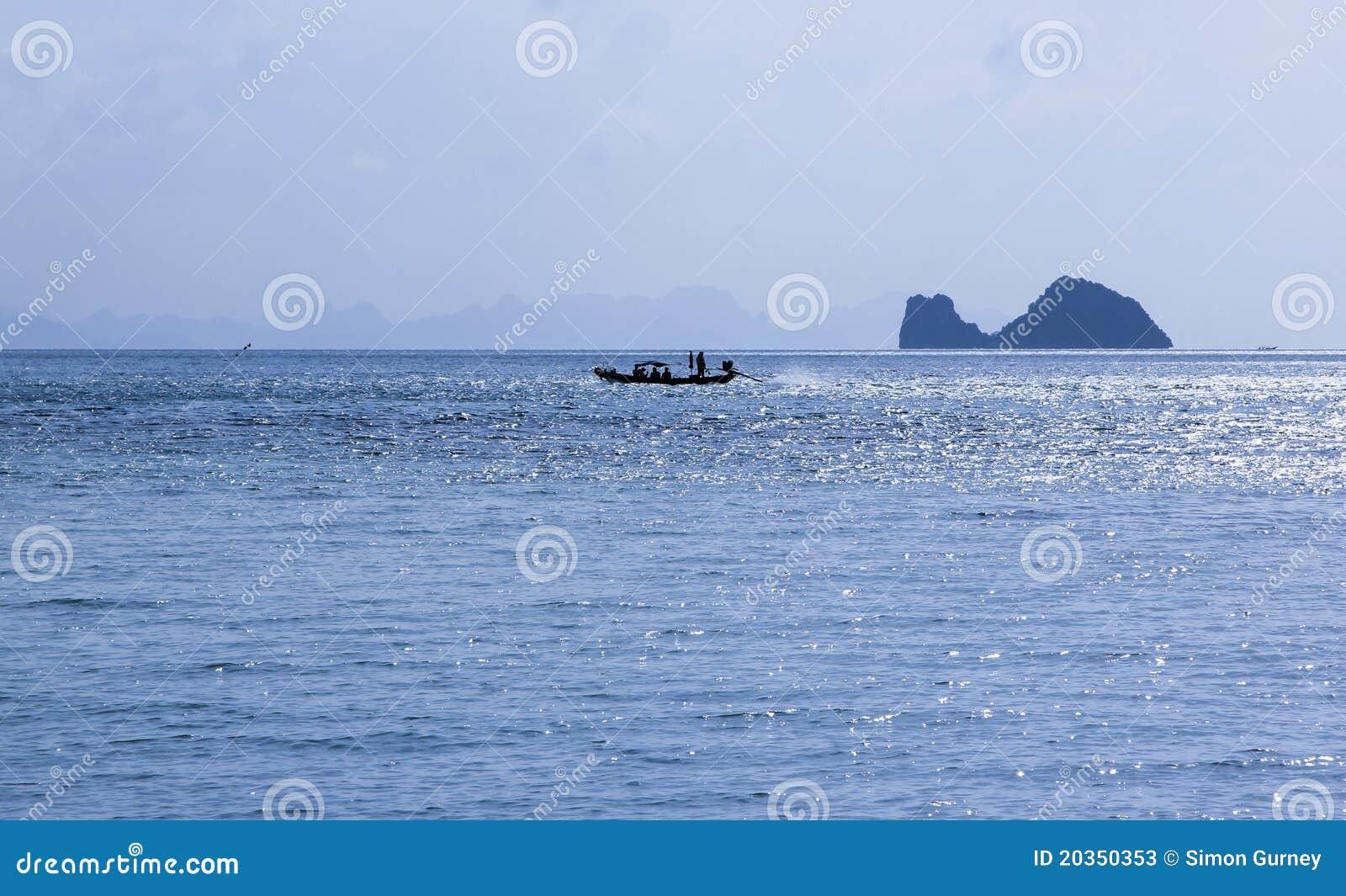 För parksamui för ang marin- thailand thong
