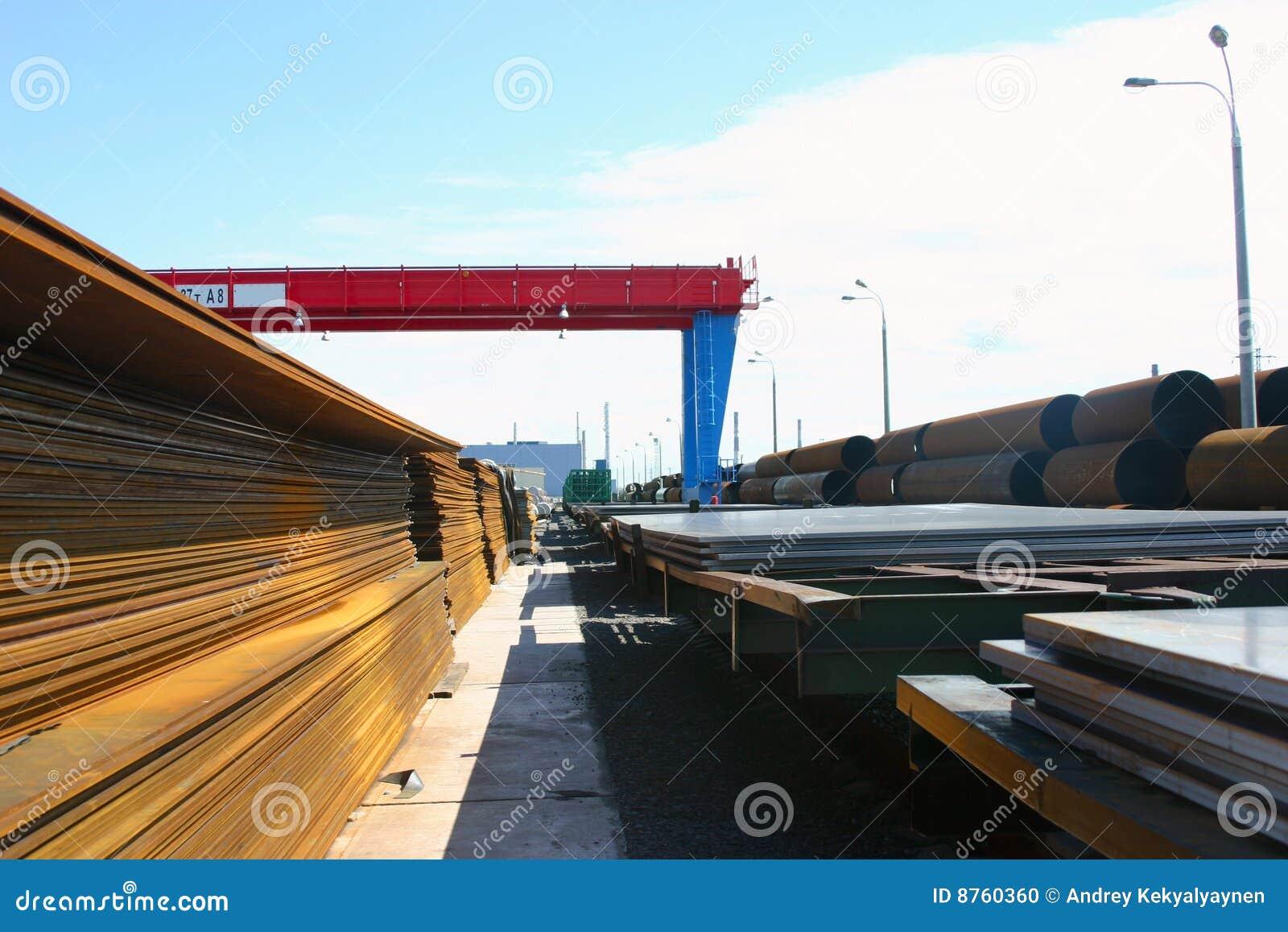 För rørprodukter för område färdigt stål för ark