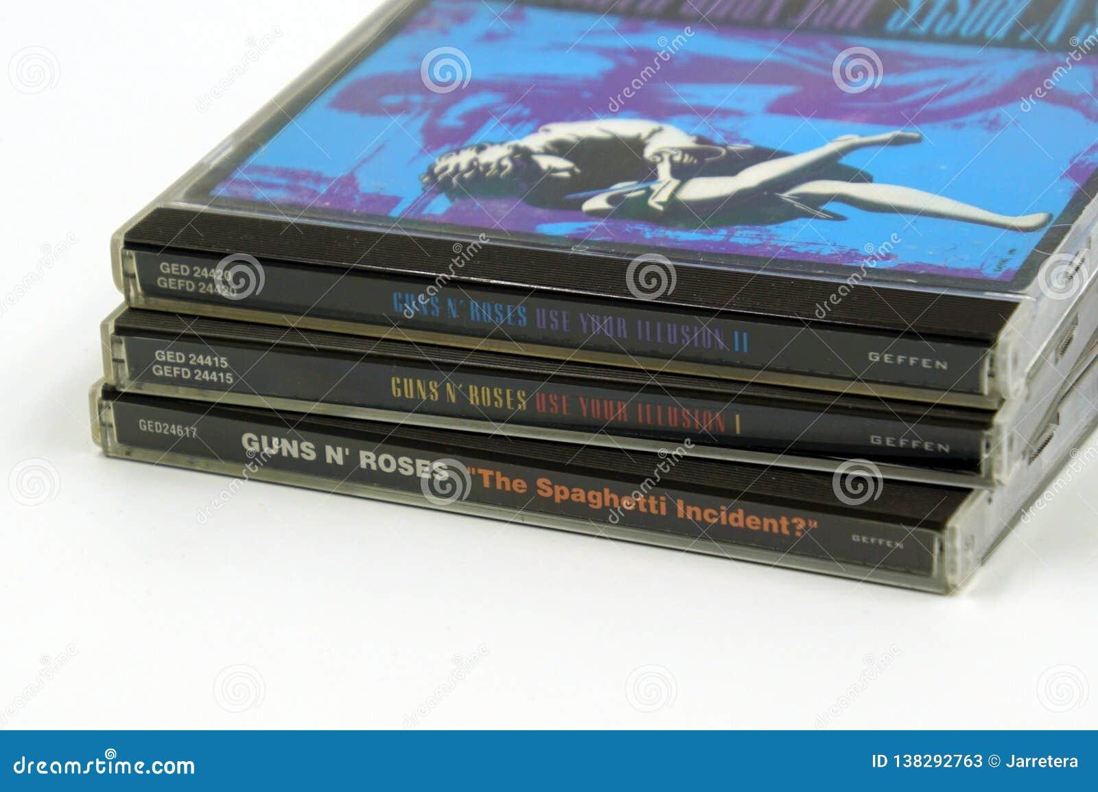 För rosCD för vapen N 'album