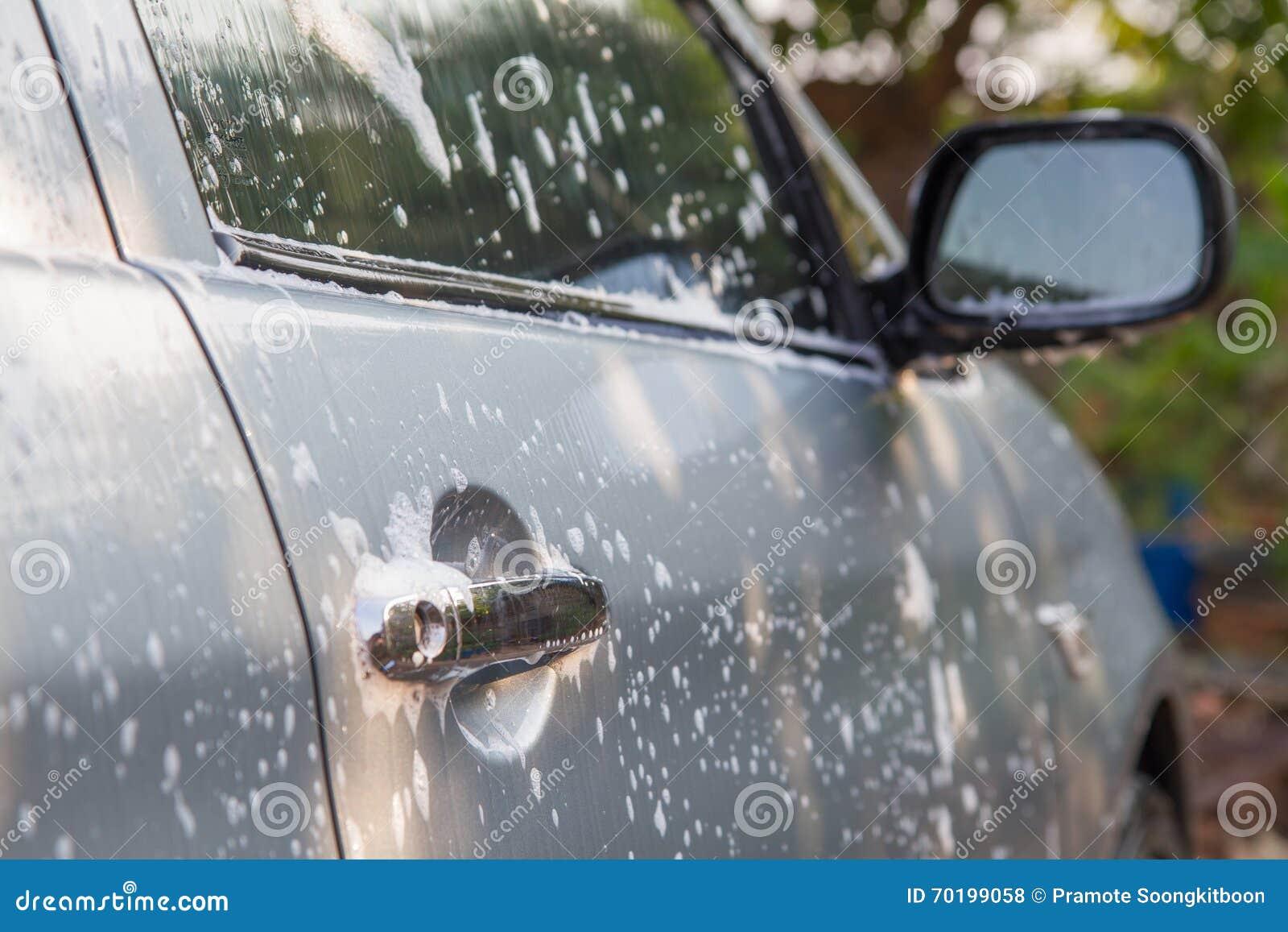 För slangmaskin för bil clean wash för svamp