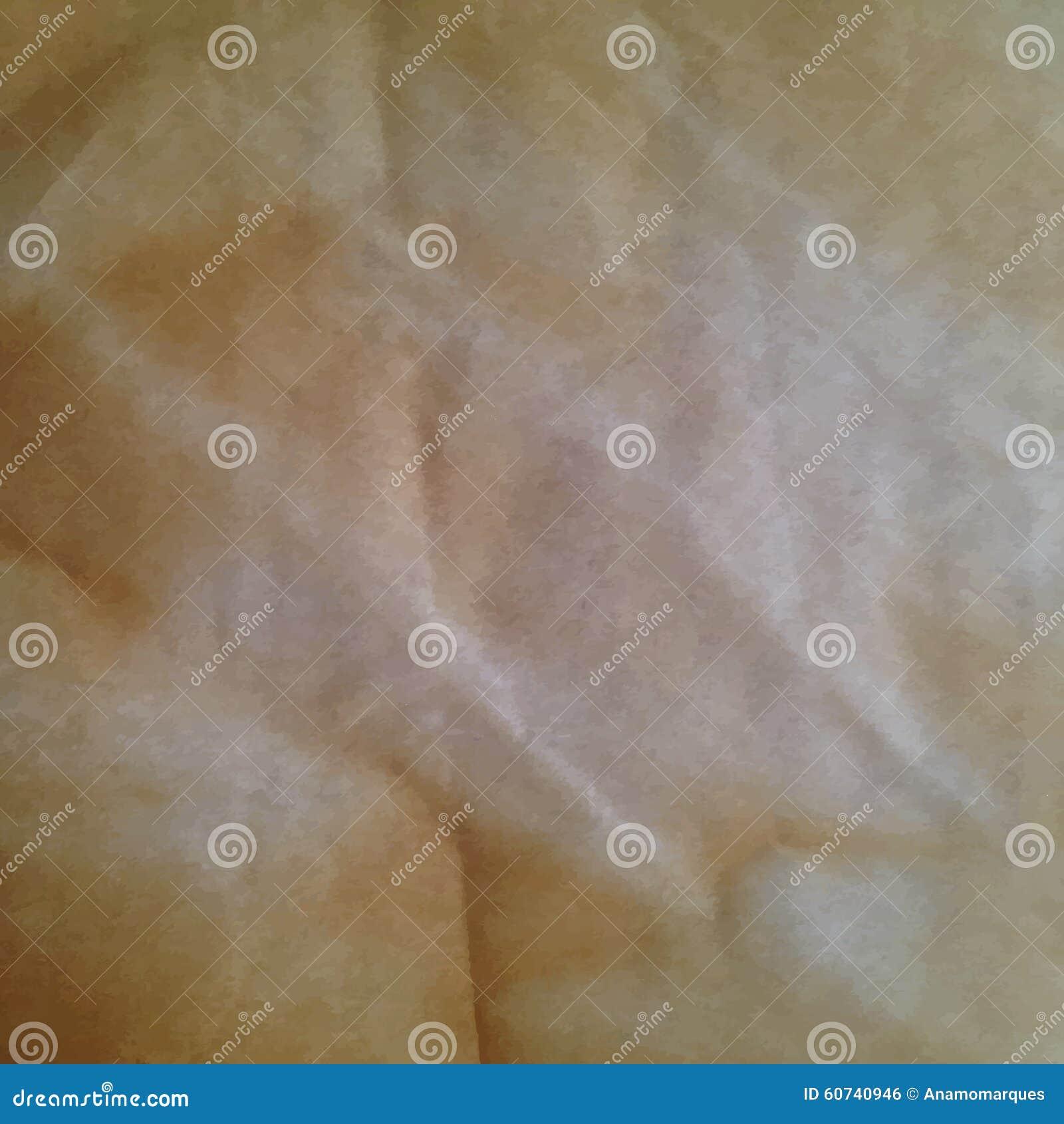 För tappningpapper för Grunge retro textur, vektorbakgrund