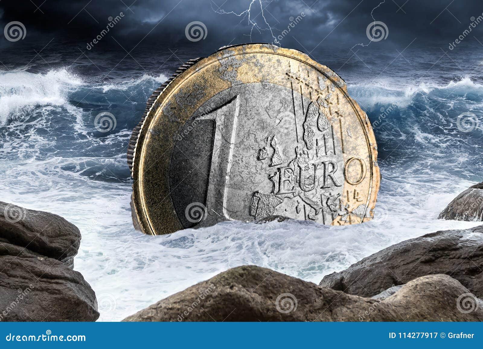 För valutakris för euro europeiskt begrepp