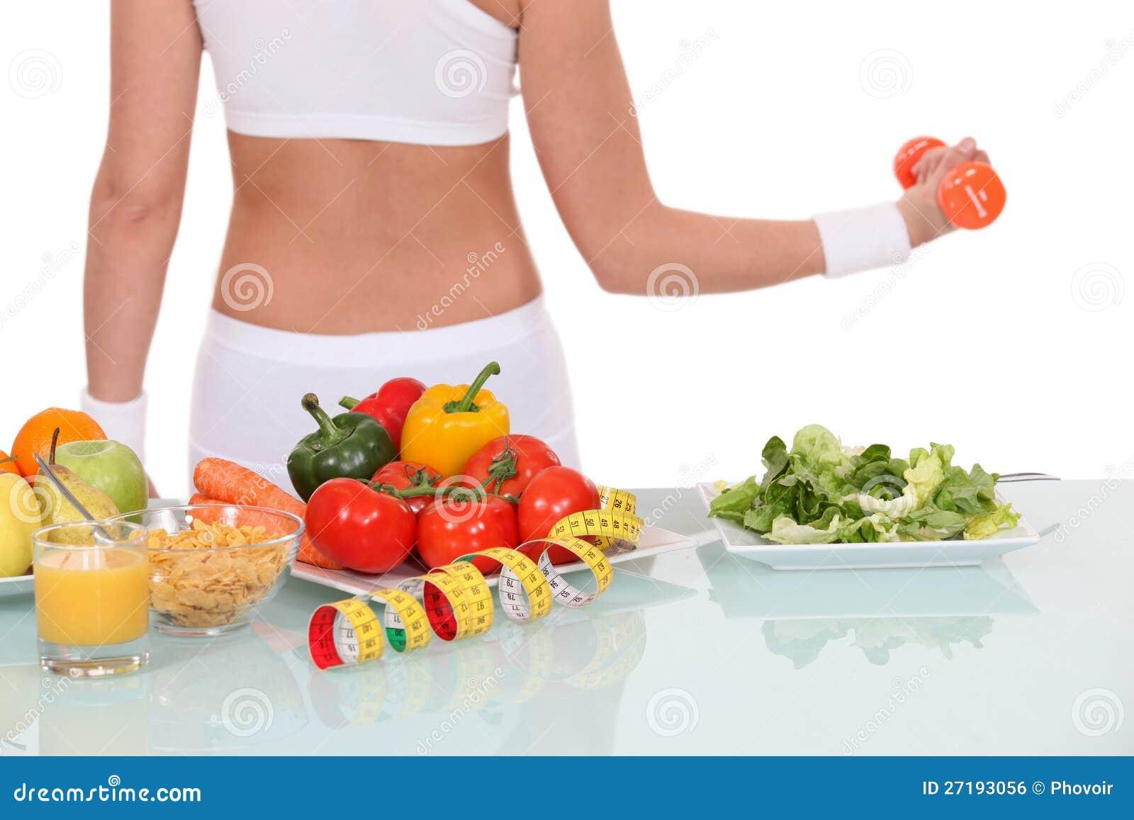 Föra en sund livsstil