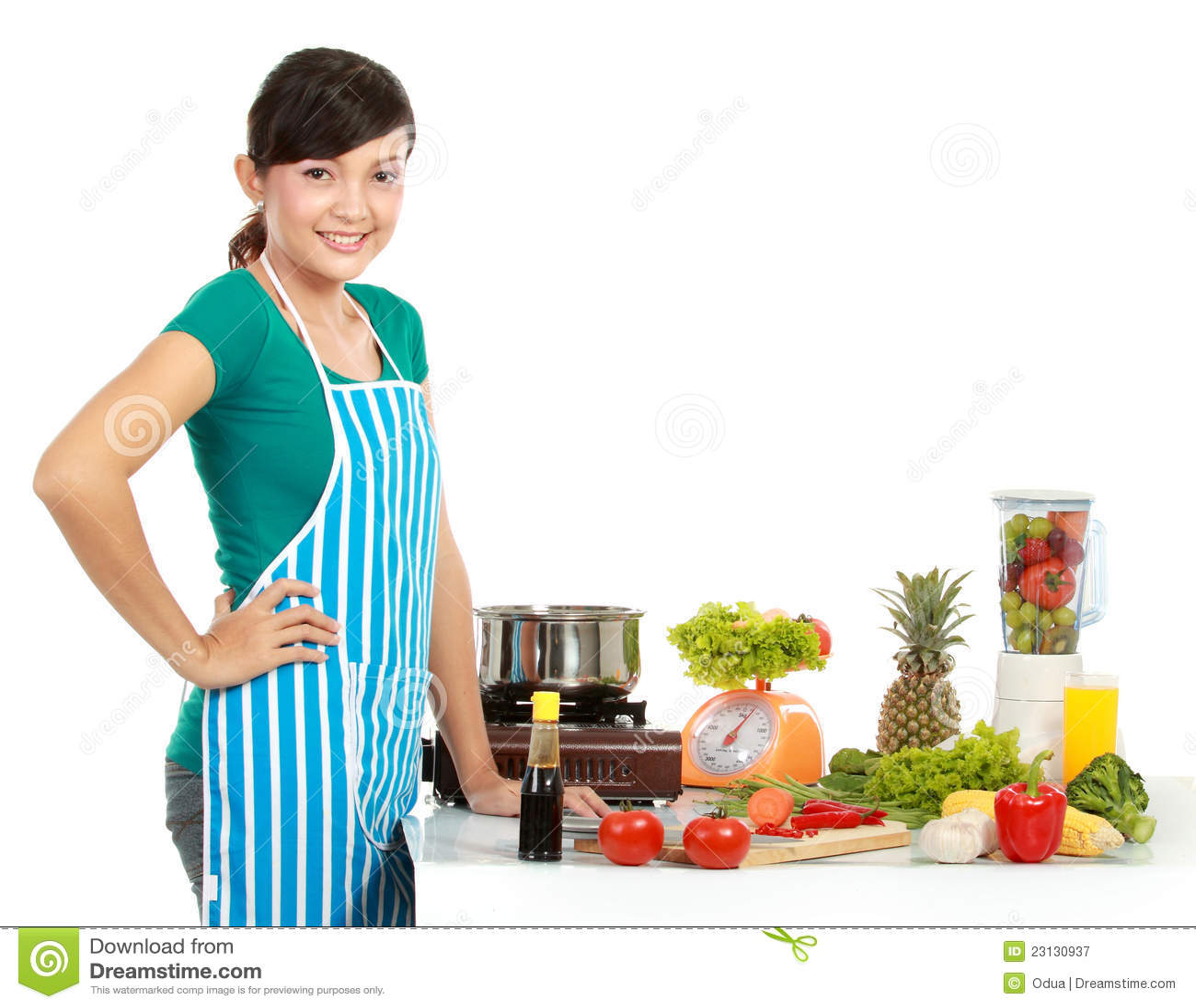 att laga mat