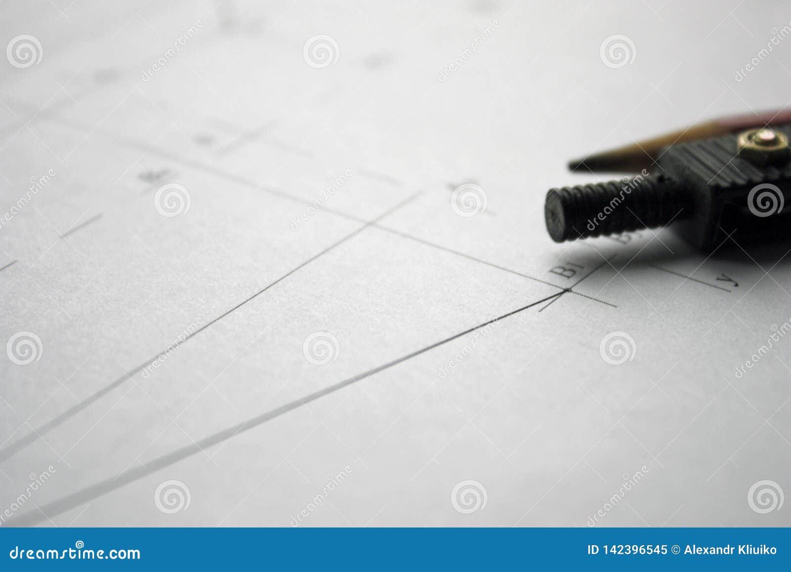 Förberedelse för att formulera dokument, teckningar, hjälpmedel och diagram på tabellen